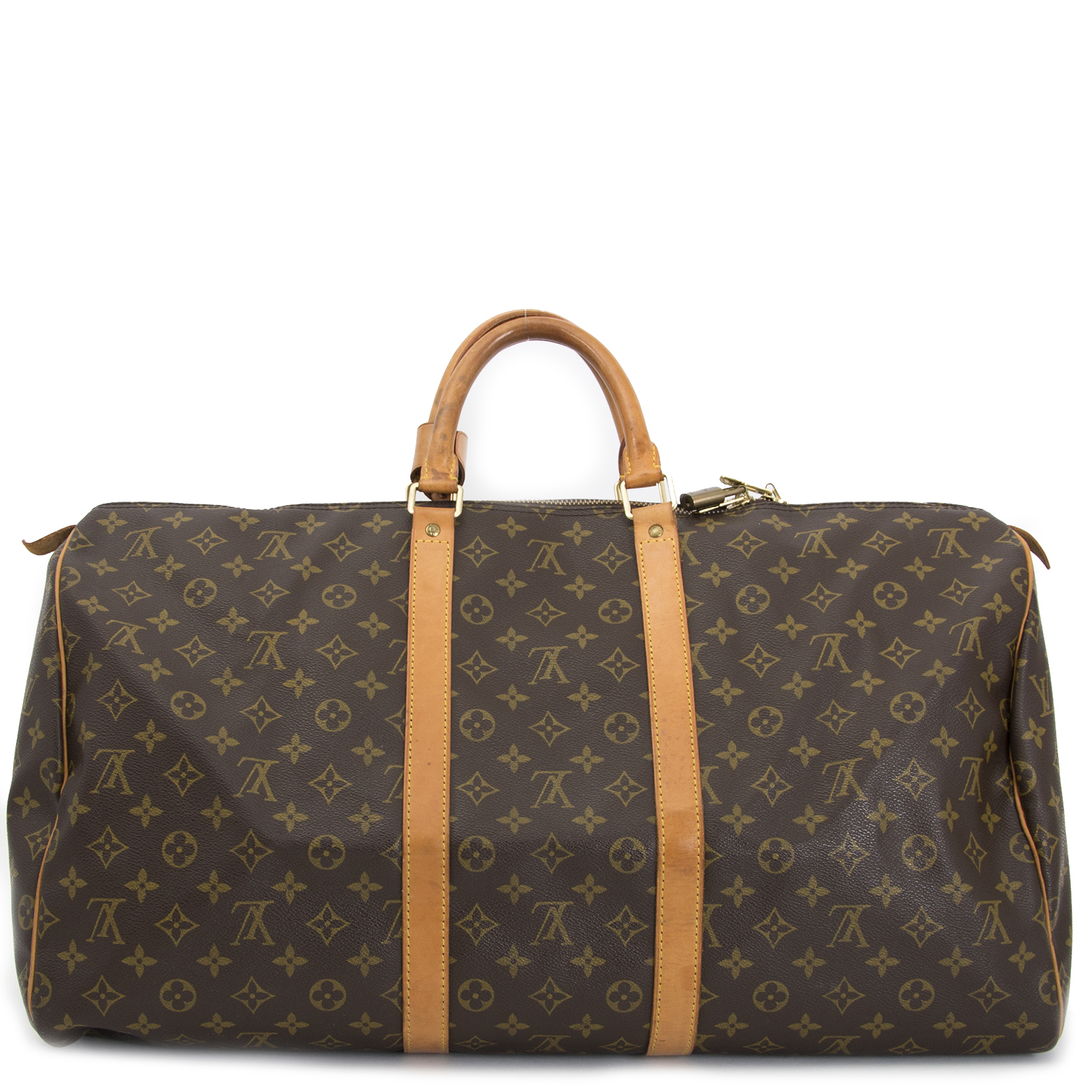 Buy your authentic Louis Vuitton Keepall 50