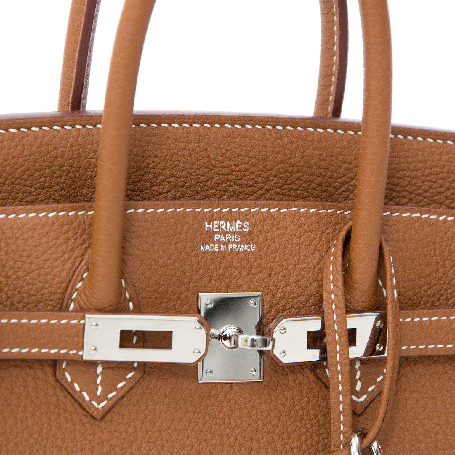 e48f8c55e55 Koop veilig onine tweedehands The size of this petite Hermès Birkin bag is  what makes it really stand out. Hermes