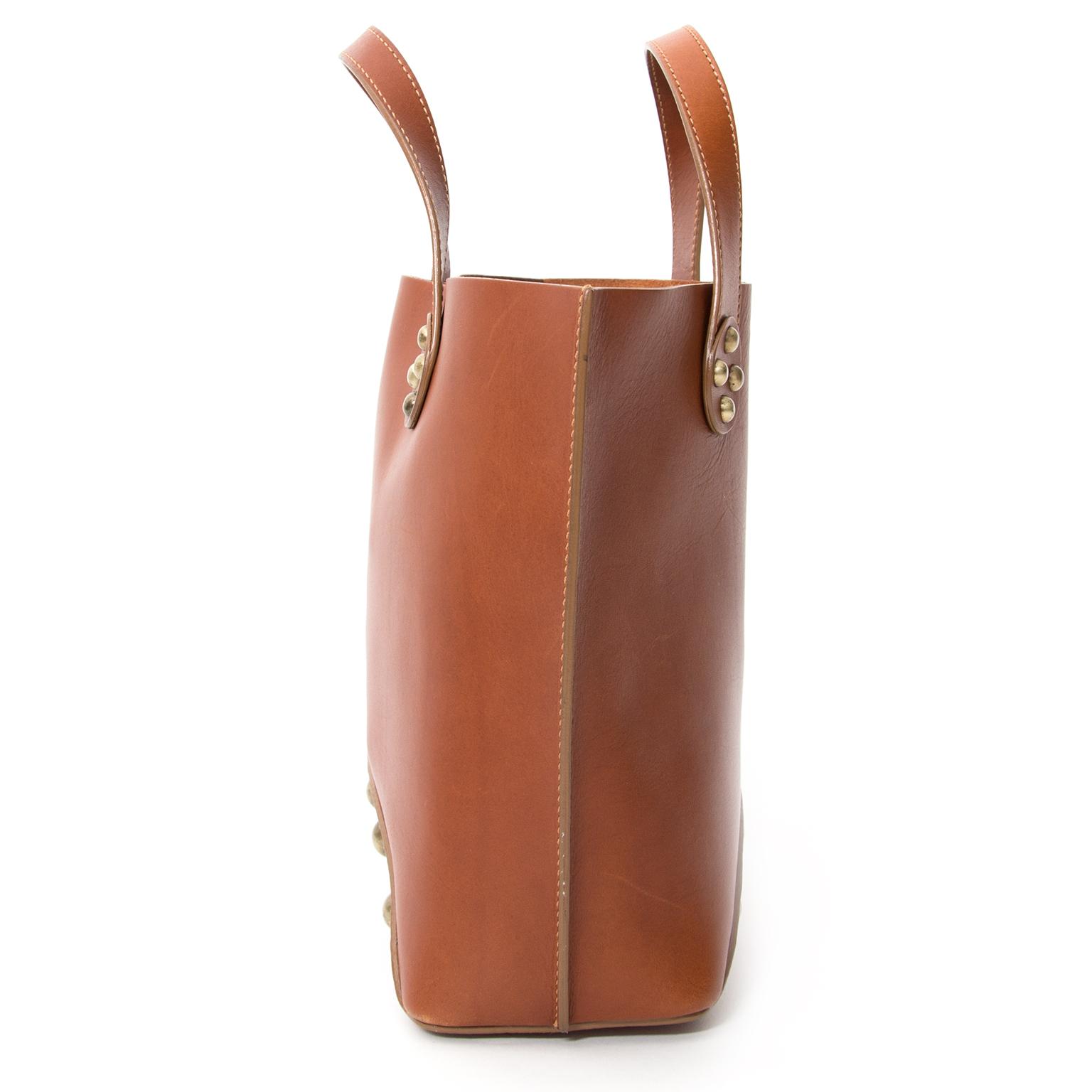 d4cb588bca ... buy safe online secondhand designer celine congnac tote bag at the best  price