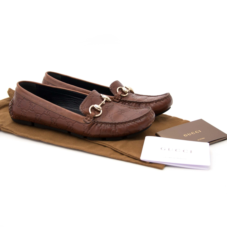Acheter ici votre Gucci Loafers en marron