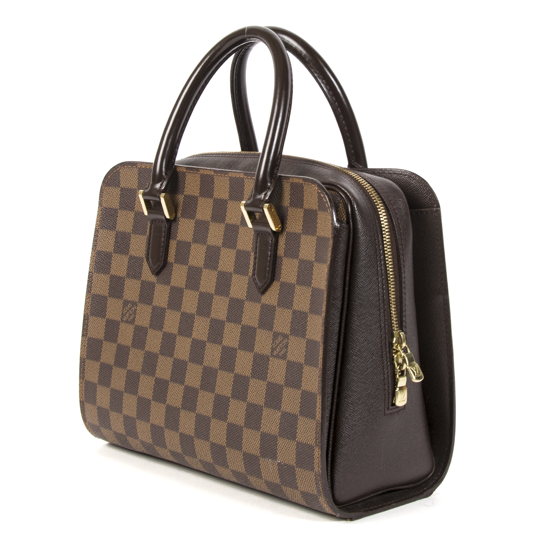Louis Vuitton Damier Ebene Brera Bag