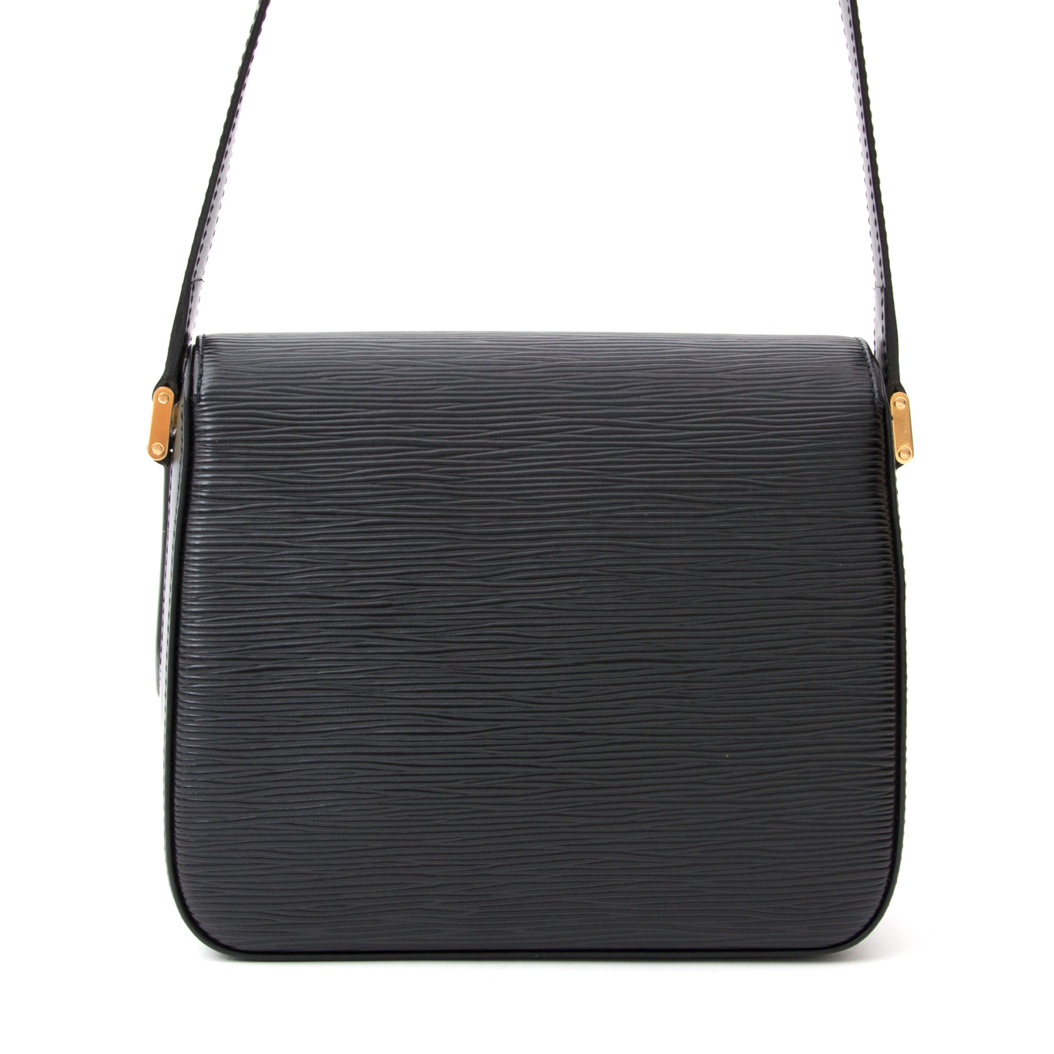Hermes Louis Vuitton Zwarte Leren Epi Shoudertas Labellov Biedt Een Ruime Selectie Aan Nieuwe En Tweedehands
