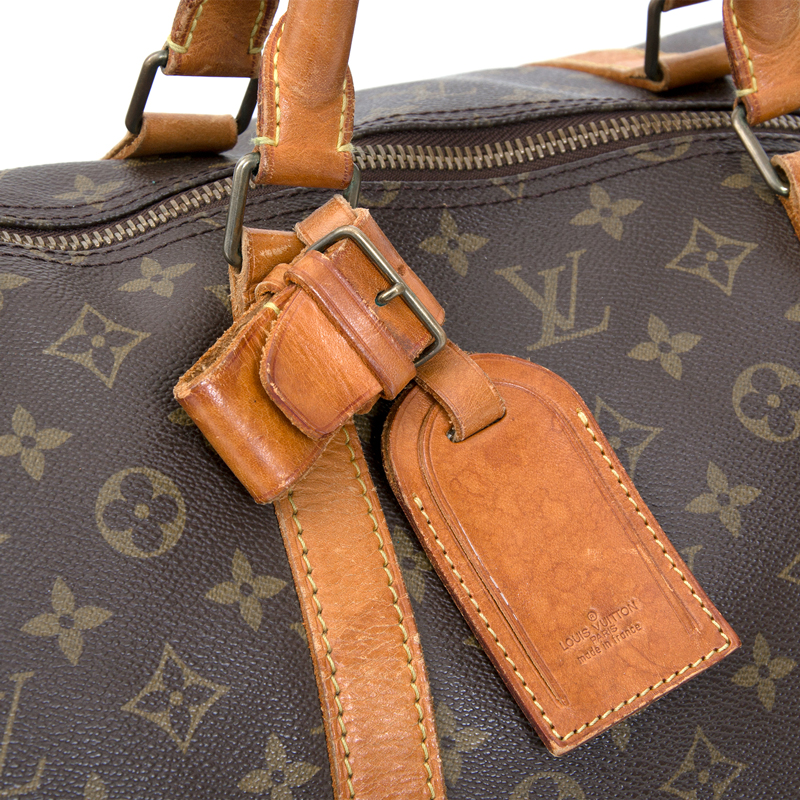 ... Louis Vuitton Monogram Keepall 60 buy safe online secondhand designer Louis  Vuitton Monogram Keepall 60 best 614026ec98e24