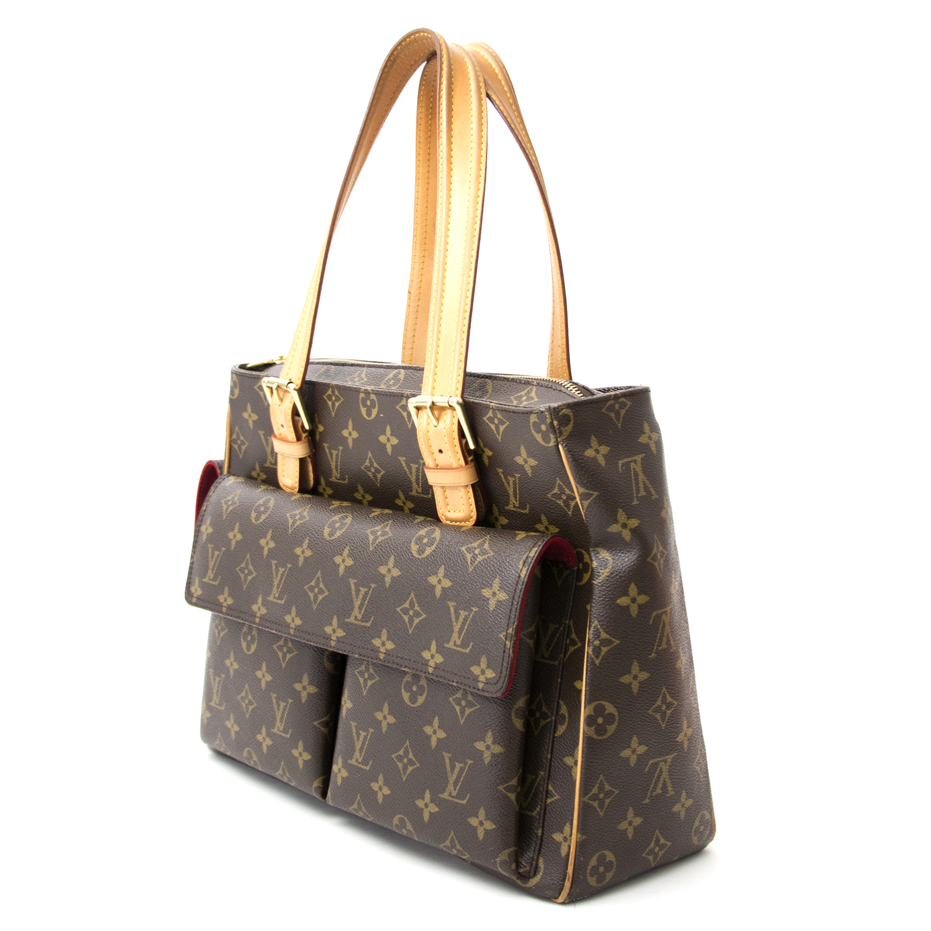 Louis Vuitton Monogram Canvas Multipli Cite Bag achat et vendre chez Labellov