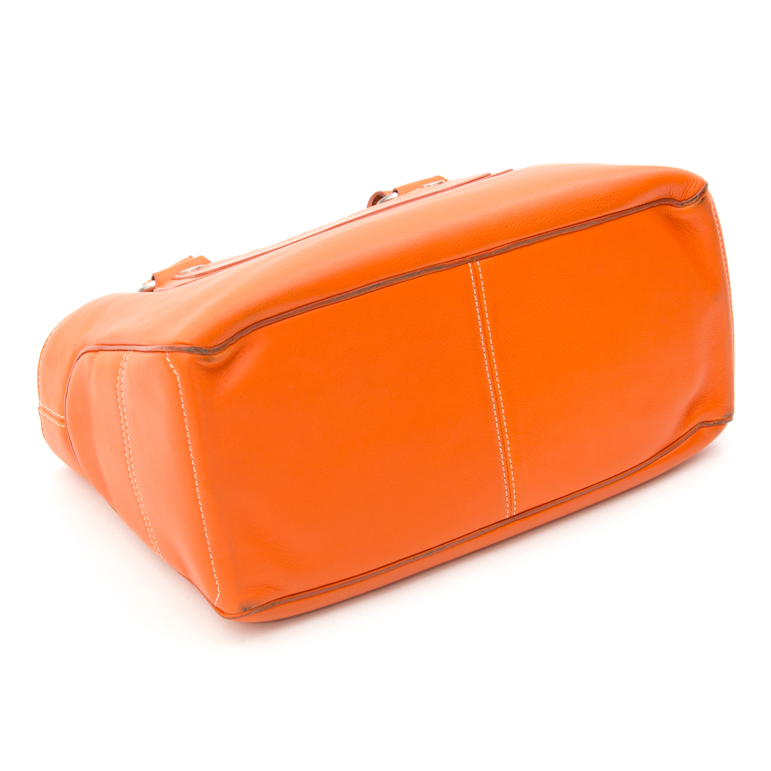 celine trio bag buy online - celine orange leather handbag boogie