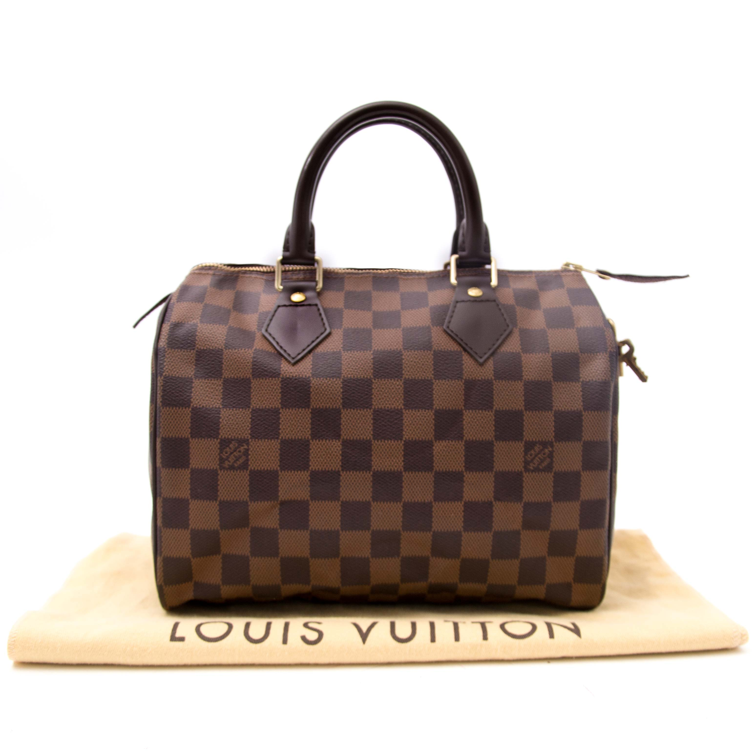 edafbe159f06 Labellov Louis Vuitton Speedy 30 ○ Buy and Sell Authentic Luxury