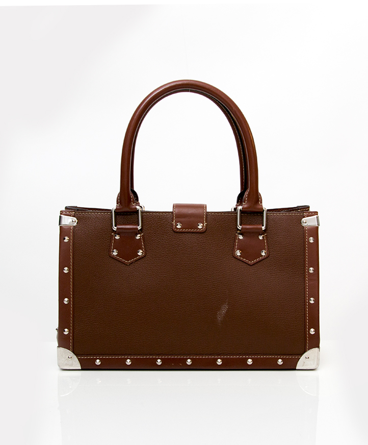 28c54dcb0ffc ... Buy authentic secondhand designer vintage Louis Vuitton Brown Suhali Le  Fabuleux Handbag s at the right