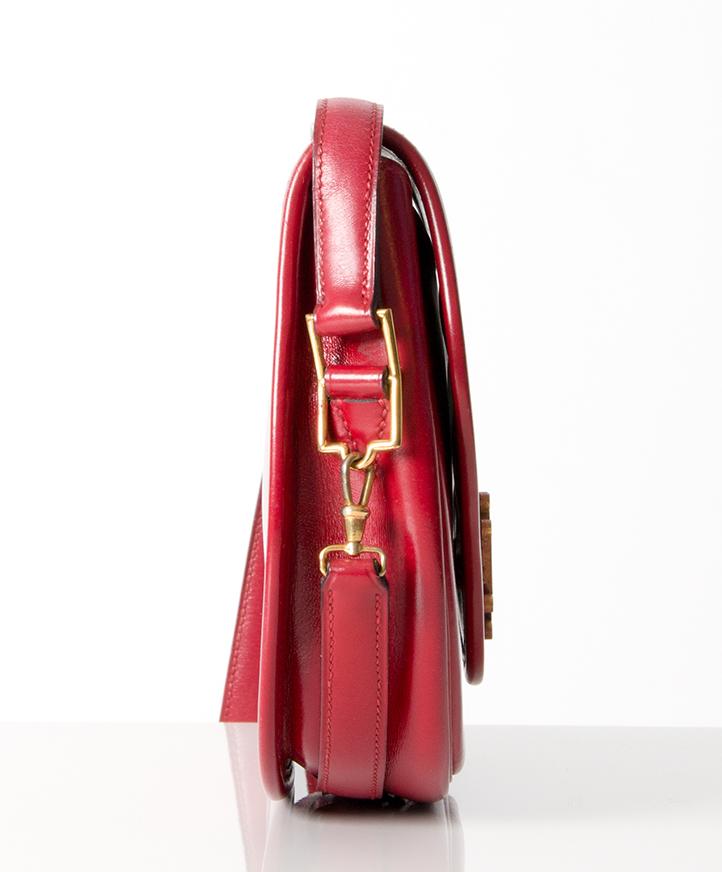 acheter en ligne seconde main Hermes post shoulderbag like new real vintage limited