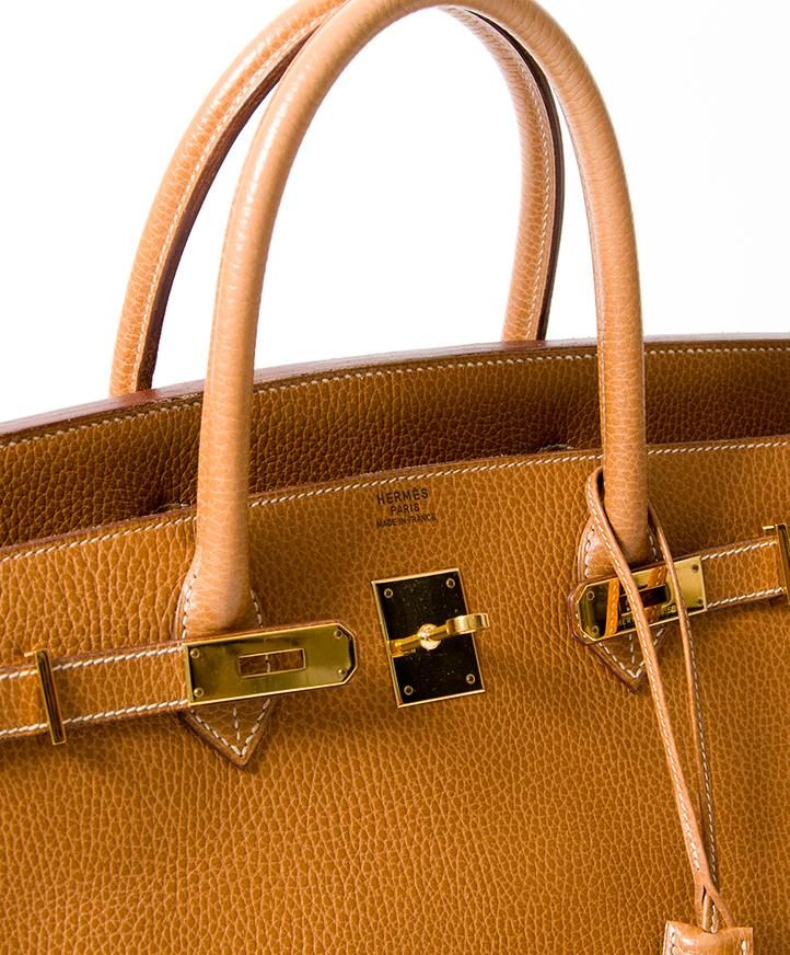 Koop veilig online tweedehands designer vintage Hermes Birkin gold 40 best  price online webshop labellov acheter secure 100% authentic Hermes Birkin 40  pour ... ec261b26bf368