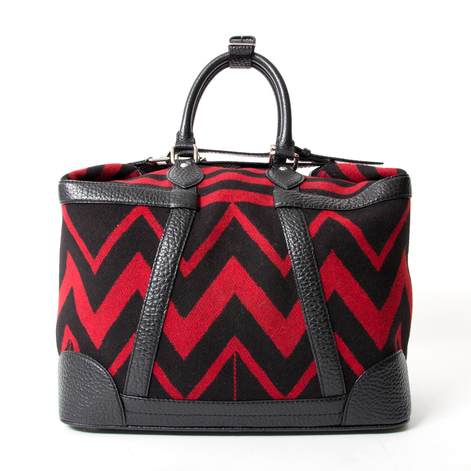 Louis Vuitton Vail Blanket Grimaud authentiek tweedehands veilig online shoppen winkelen online webshop LabelLOV Antwerpen België mode stijl luxemerken luxe designer ontwerper