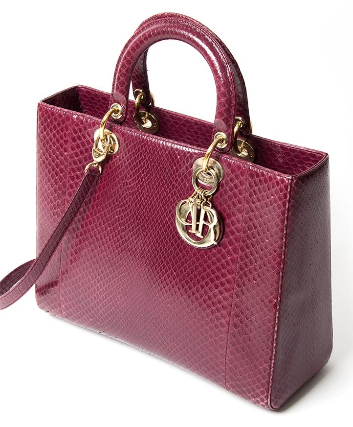 acheter en ligne pour le meilleur prix seconde main come neuf lady dior sac a main site labellov