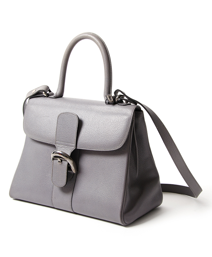 cheap authentic designer handbags 44pd  Buy authentic secondhand Delvaux bags at the right price at Delvaux  Brillant MM Grey Delvaux Brillant MM second hand authentic safe online  shopping webshop