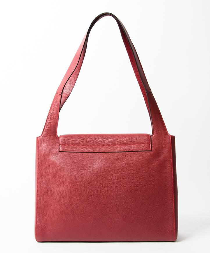 767f0dd9ece8 ... Delvaux Flambeau Trotteur Rosso Tote tweedehands authentiek merken  merktassen designer luxetassen tassen handtassen veilig online shoppen
