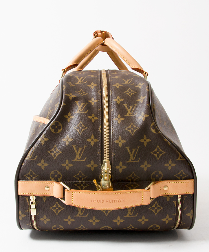 eaf16096d171 ... Louis Vuitton Eole Monogram 50 Rolling Handbag buy safe online second  hand like new