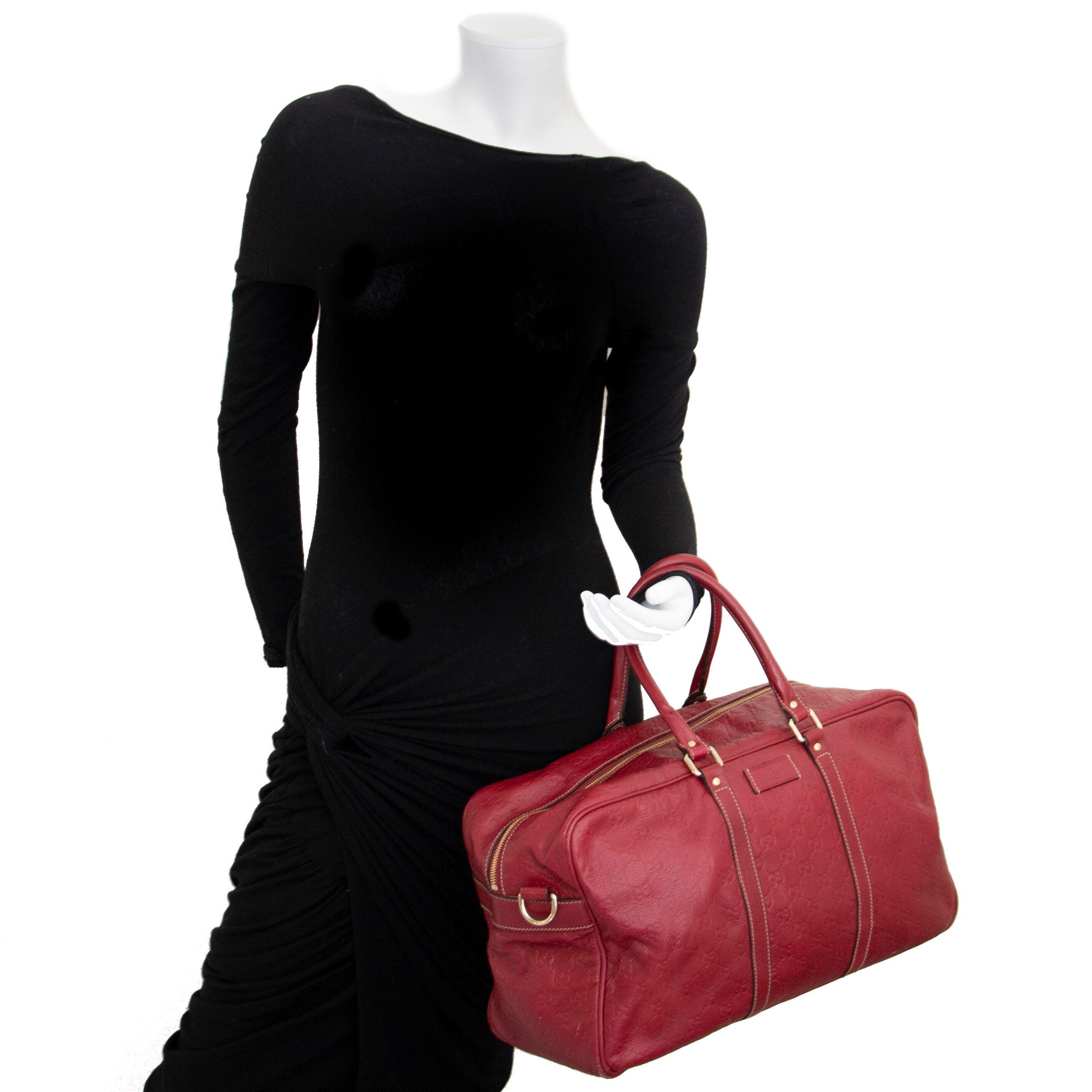 Secondhand Gucci bag.