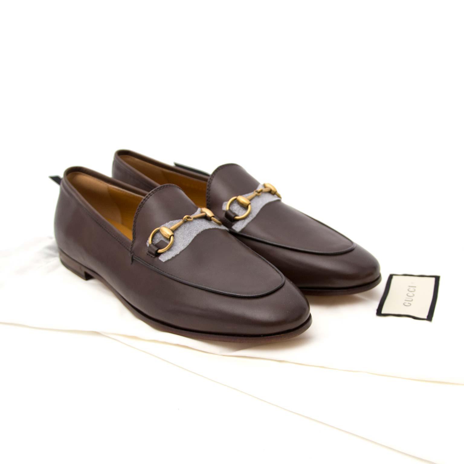 5a7390bcb ... 100% authentieke designer schoenen van het merk Gucci te koop bij  Labellov in Antwerpen