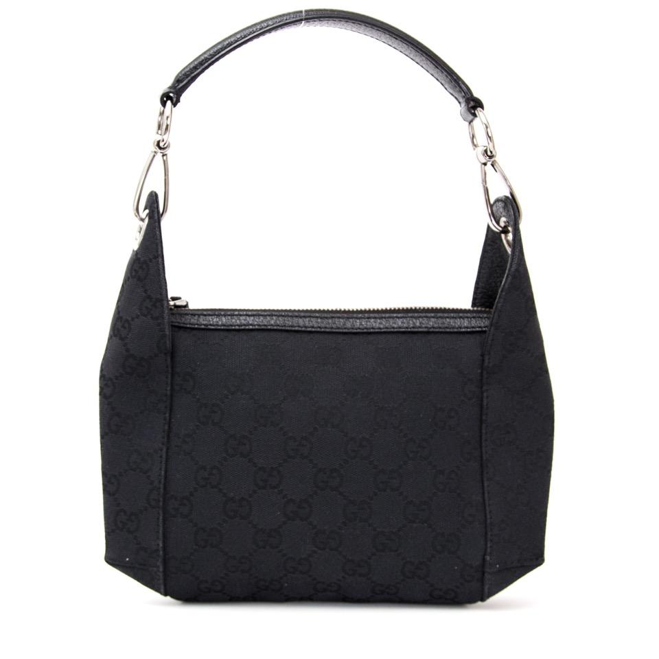 shop safe online at the best price secondhand Gucci handbag like new webshop www.labellov.com