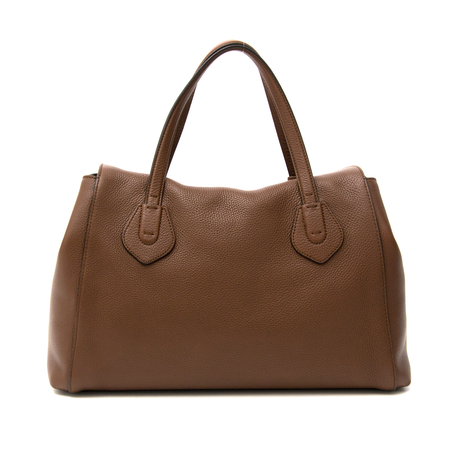 Authentic Gucci Brown Lady Tassel  Bag for sale online