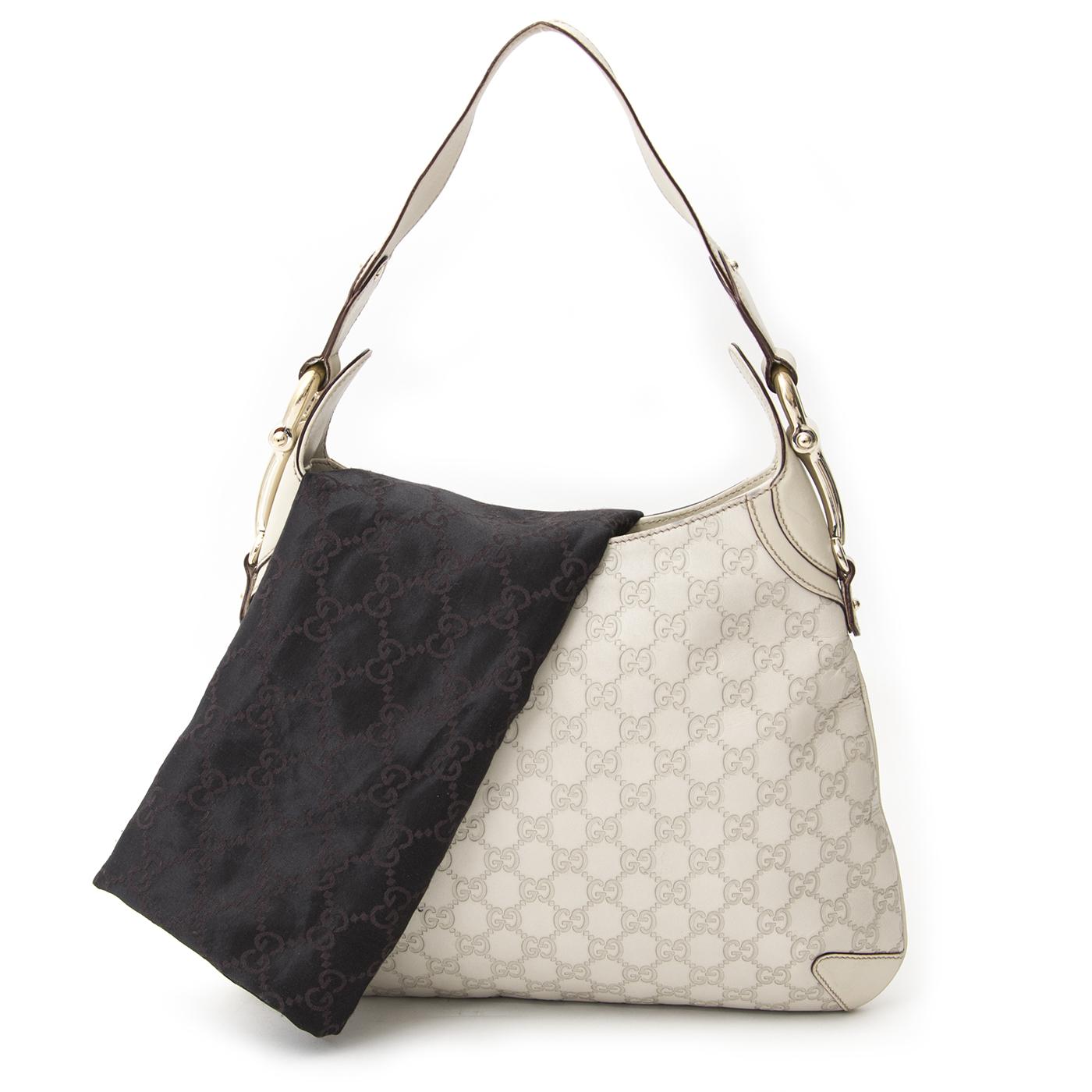 Authentieke Gucci tas voor de juiste prijs bij LabelLOV vintage webshop.  Veilig online winkelen. 60b9a3c3bc