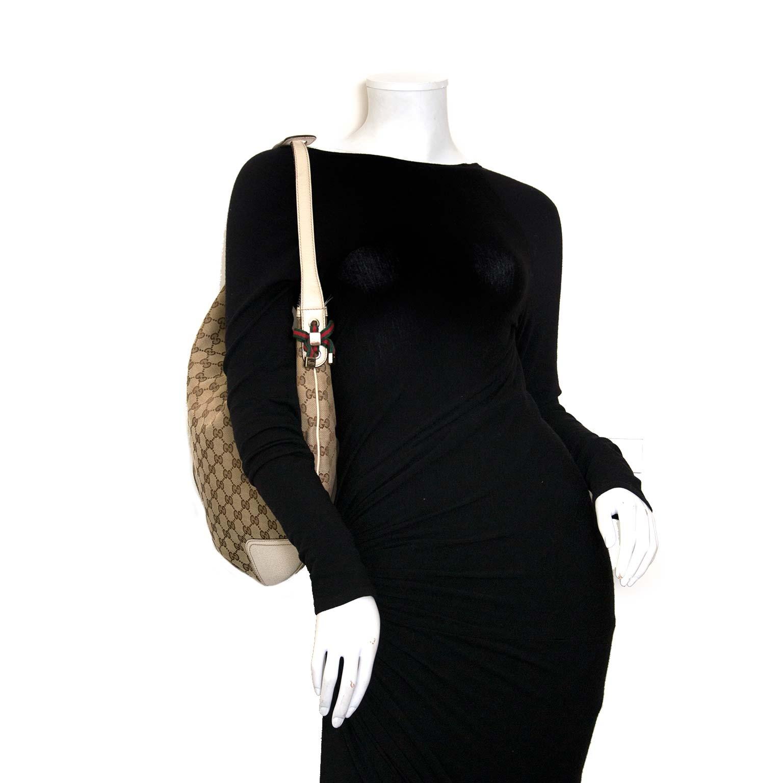 Koop gucci princy monogram tassen bij labellov vintage mode webshop