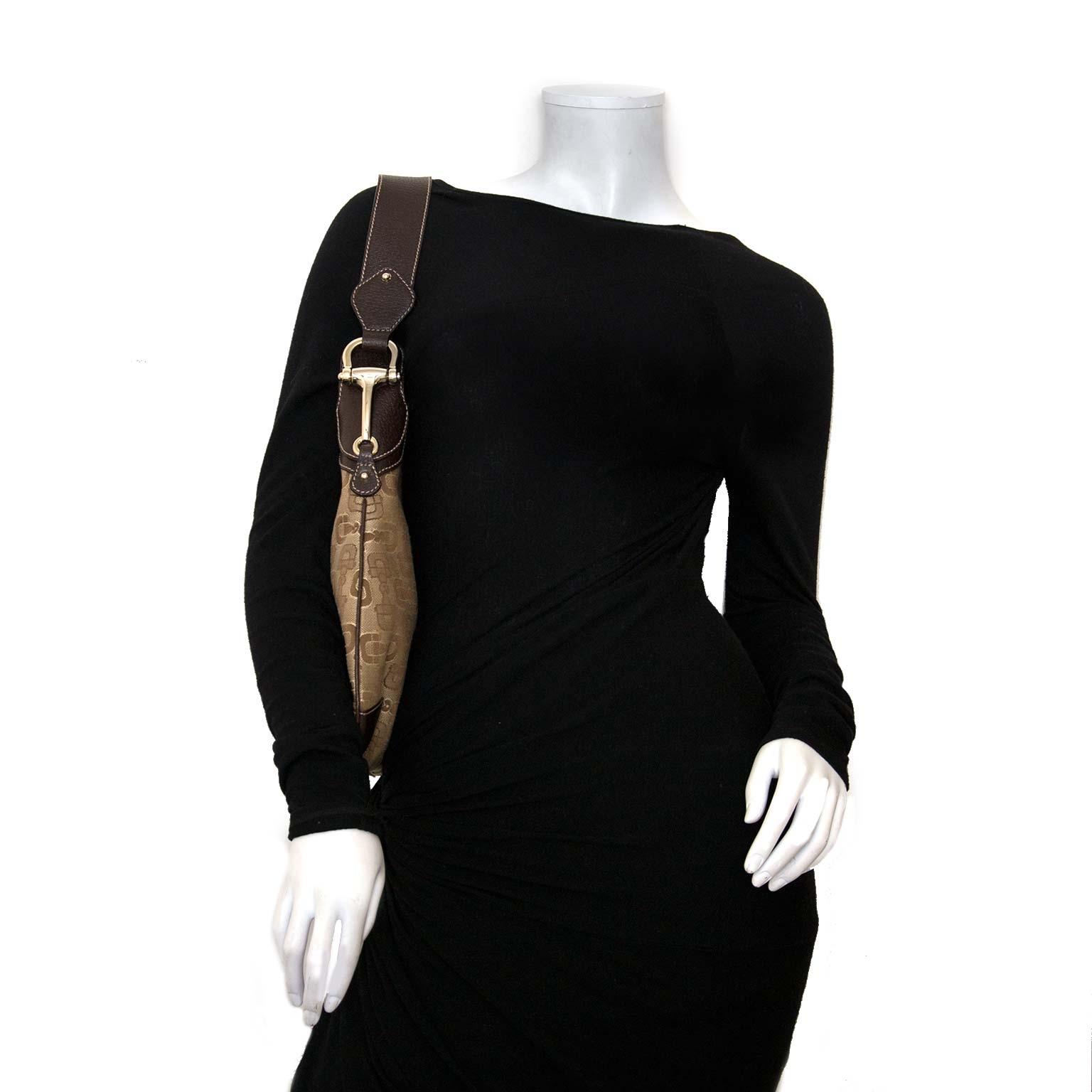 koop authentieke gucci horsebit tassen bij labellov vintage mode webshop