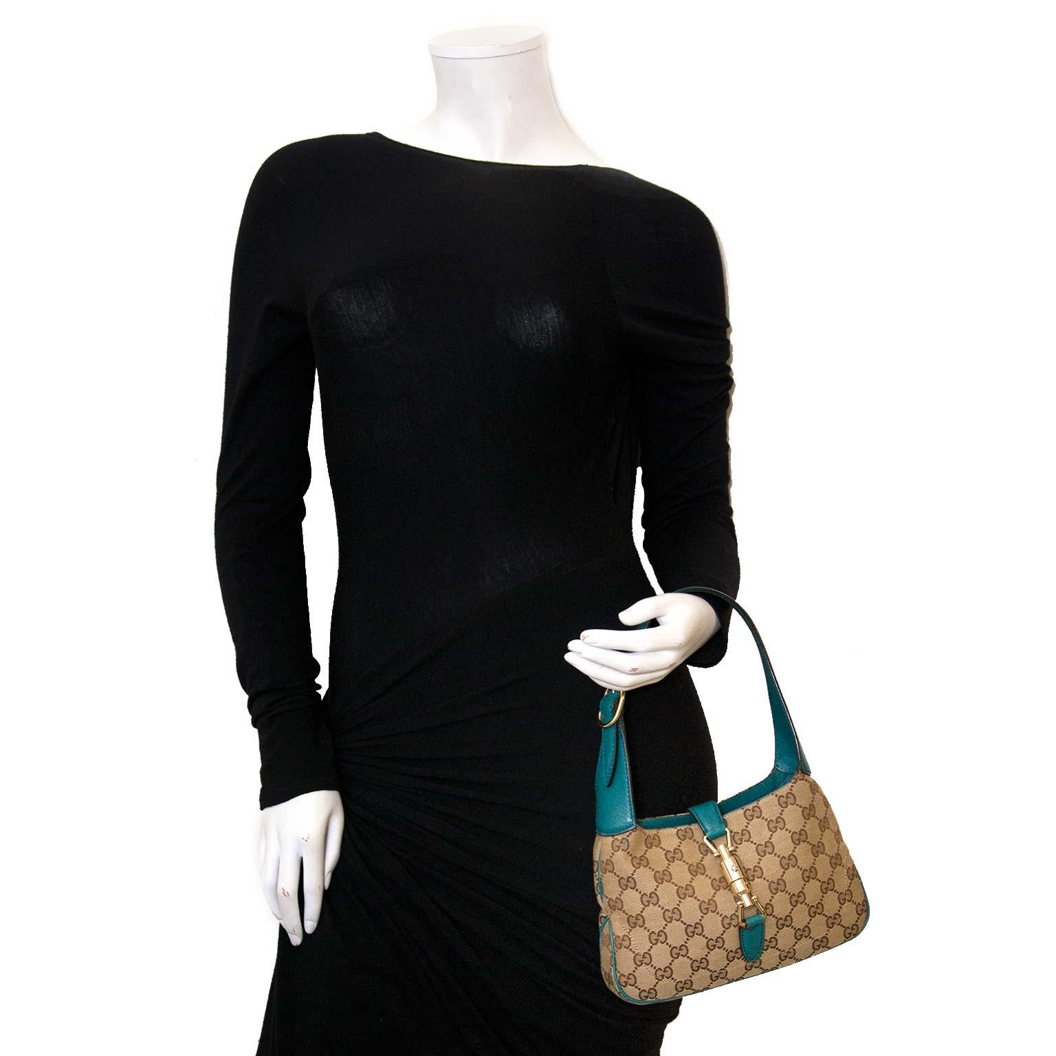 Koop authentieke Gucci tassen nu online bij Labellov vintage webshop