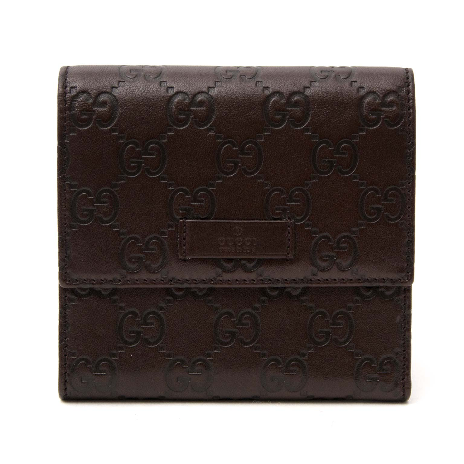 Are you interested in an authentic Gucci Black Ruffle Hem Wallet