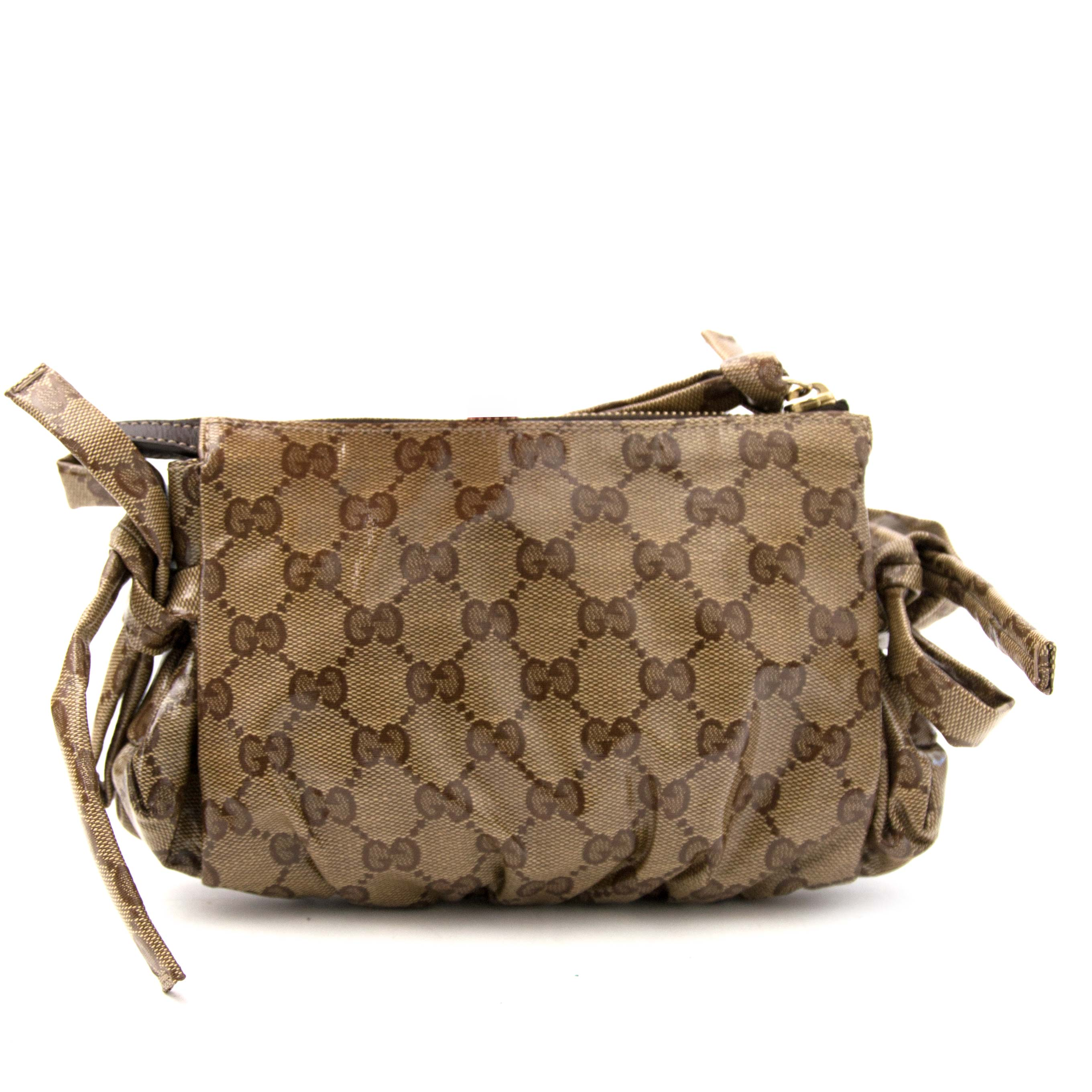 buy now online your secondhand Gucci Crystal Hysteria Clutch on labellov.com