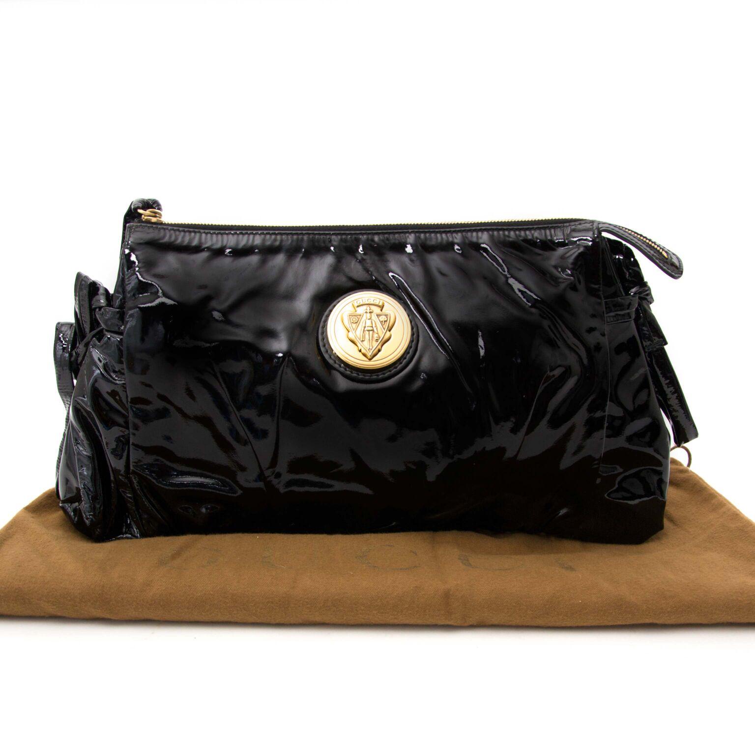 Prachtige unieke Gucci nu te koop op de veilige vintage webshop Labellov.com