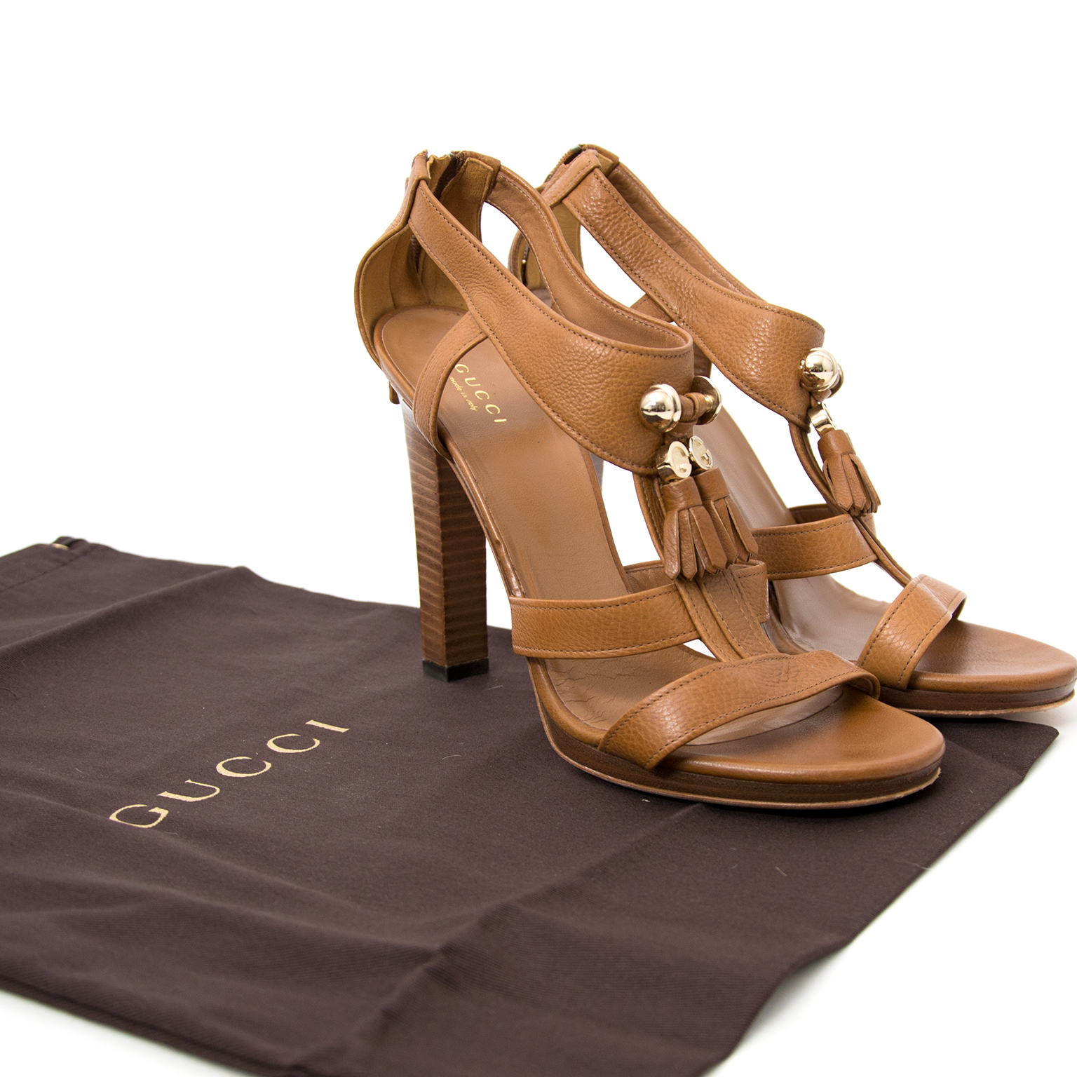10f5e67cf8503 ... Gucci Marrakech High Heel Sandal now online at labellov.com for the  best price