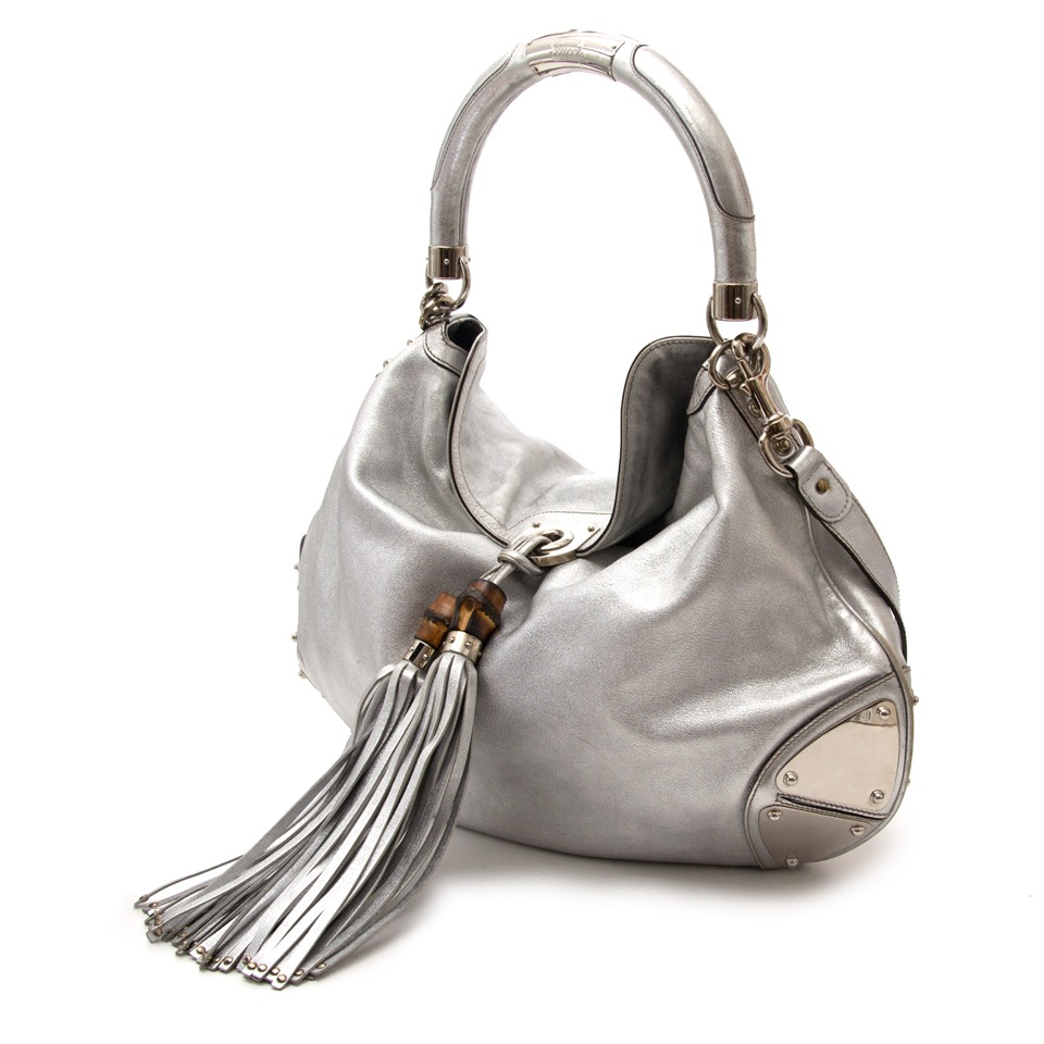 12e16e746543 Safe and secure Vintage Gucci Hobo bags for the best price at Labellov  webshop. Safe and secure online