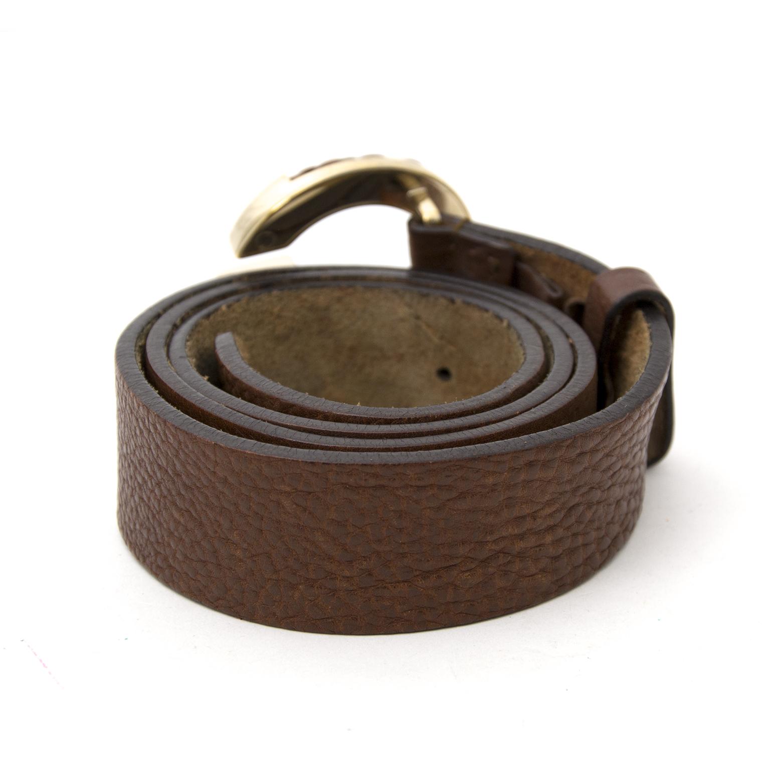 acheter enligne Gucci Woven G Belt aan de beste prijs Gucci Woven G Belt