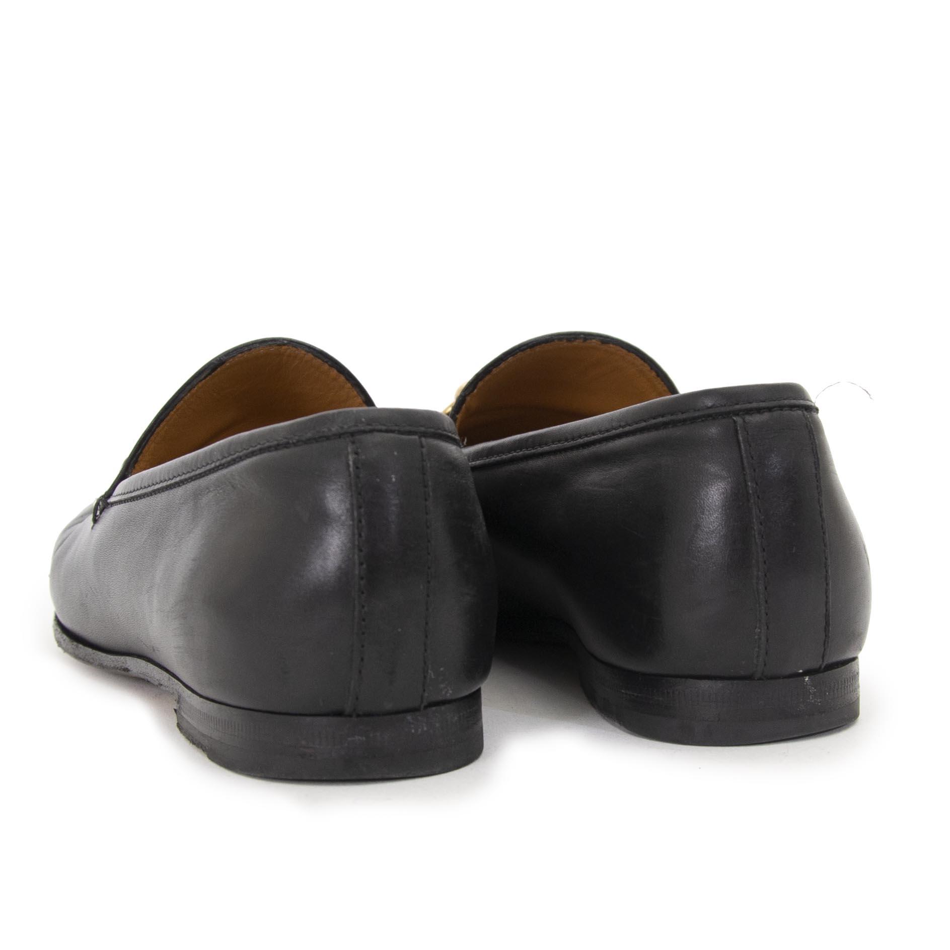 94c998f01714 ... sale at labellov vintage fashion webshop belgium Gucci jordaan loafer  nu te koop bij labellov vintage mode webshop belgië