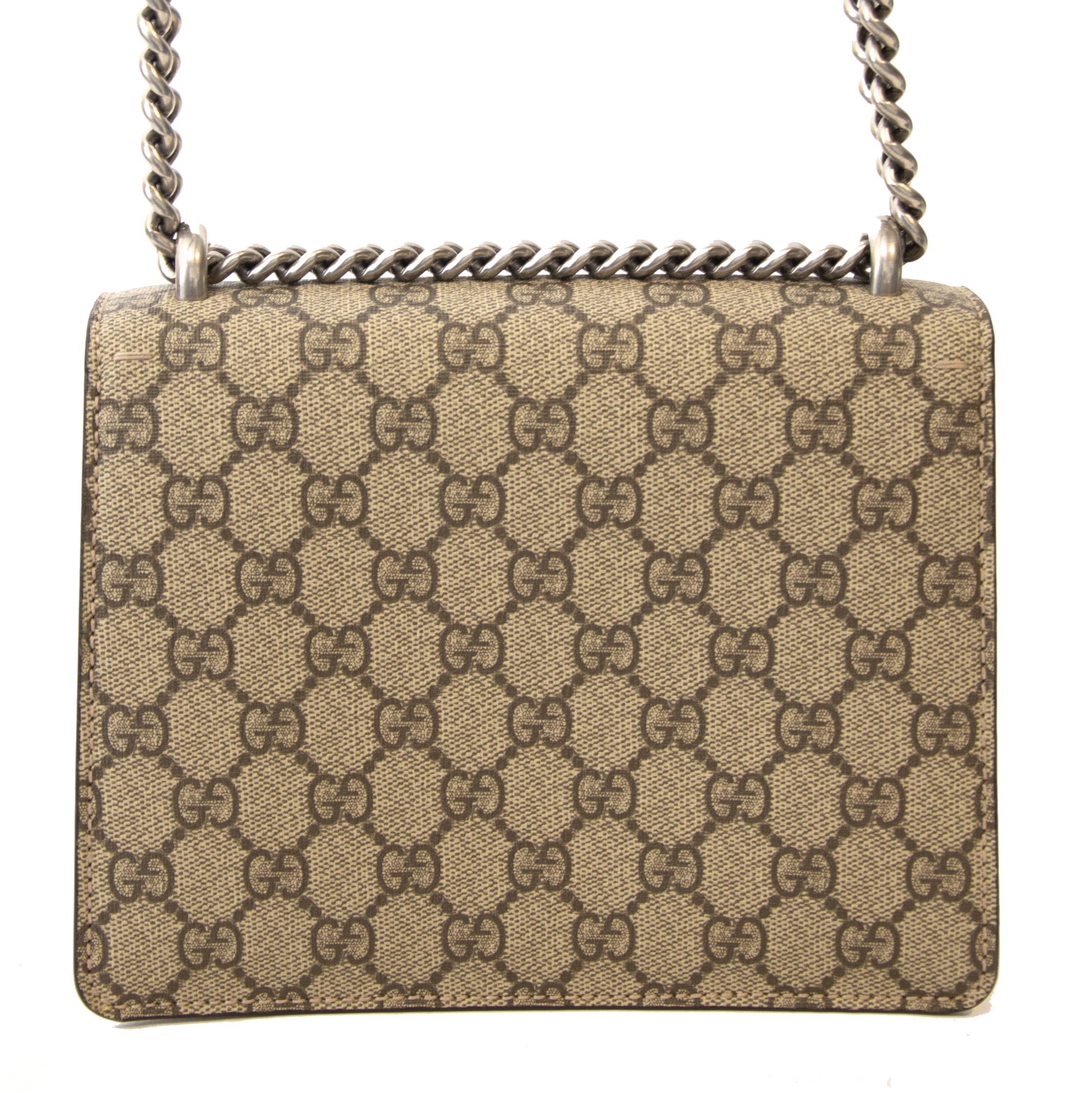 35951d8ab48 Koop tweedehands Gucci tas aan de juiste prijs bij LabelLOV vintage webshop.