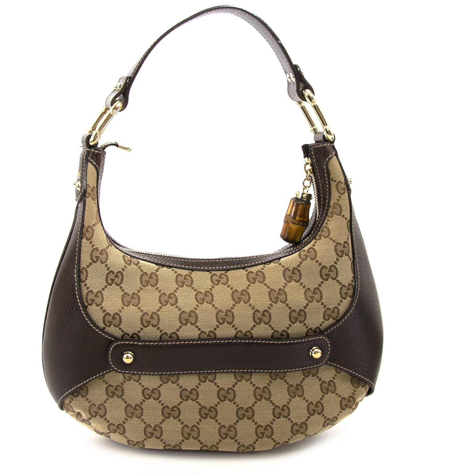 buy Gucci Monogram Amalfi Shoulderbag at labello for the best price