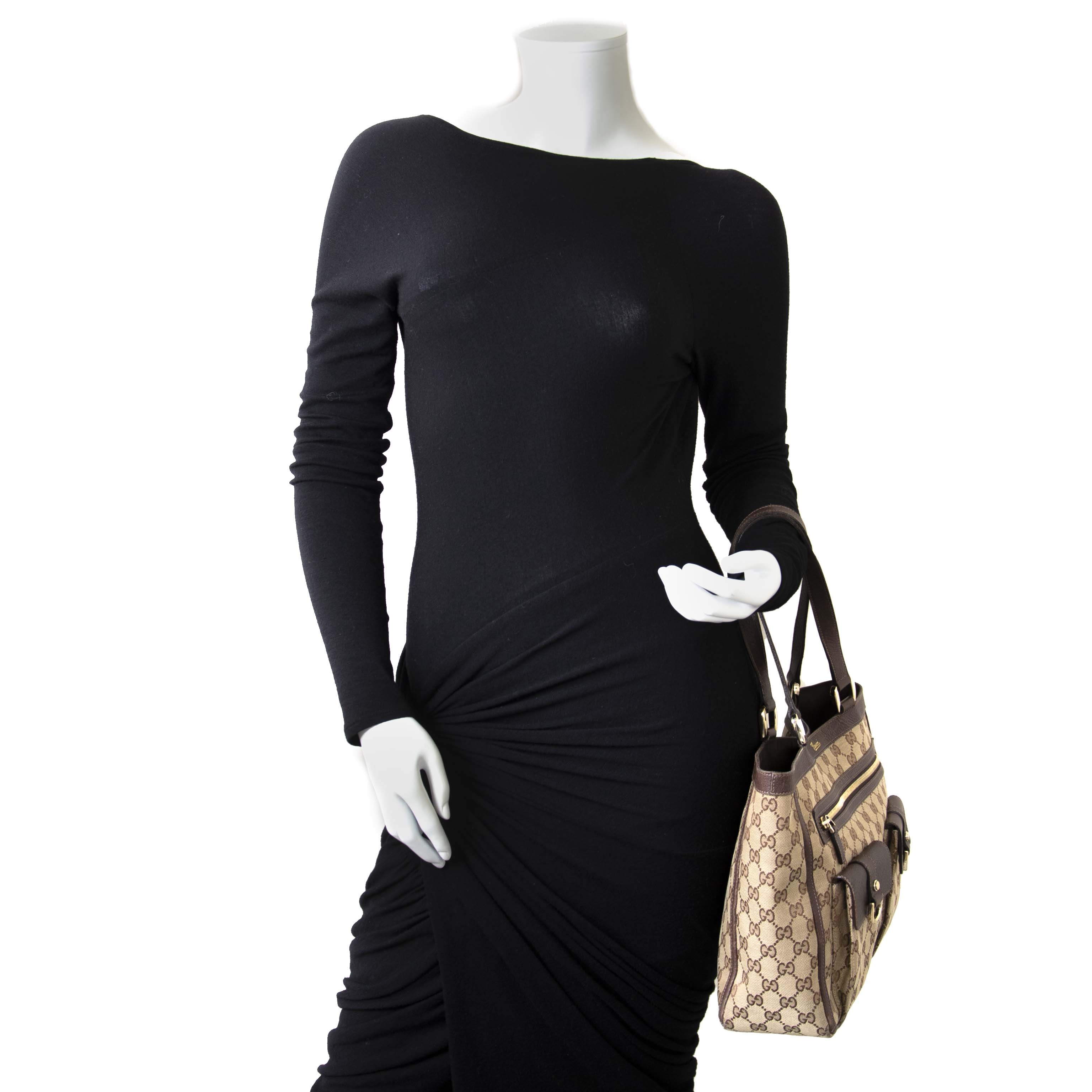 gucci monogram abbey tas nu te koop bij labellov vintage mode webshop belgië aan de laagste prijs