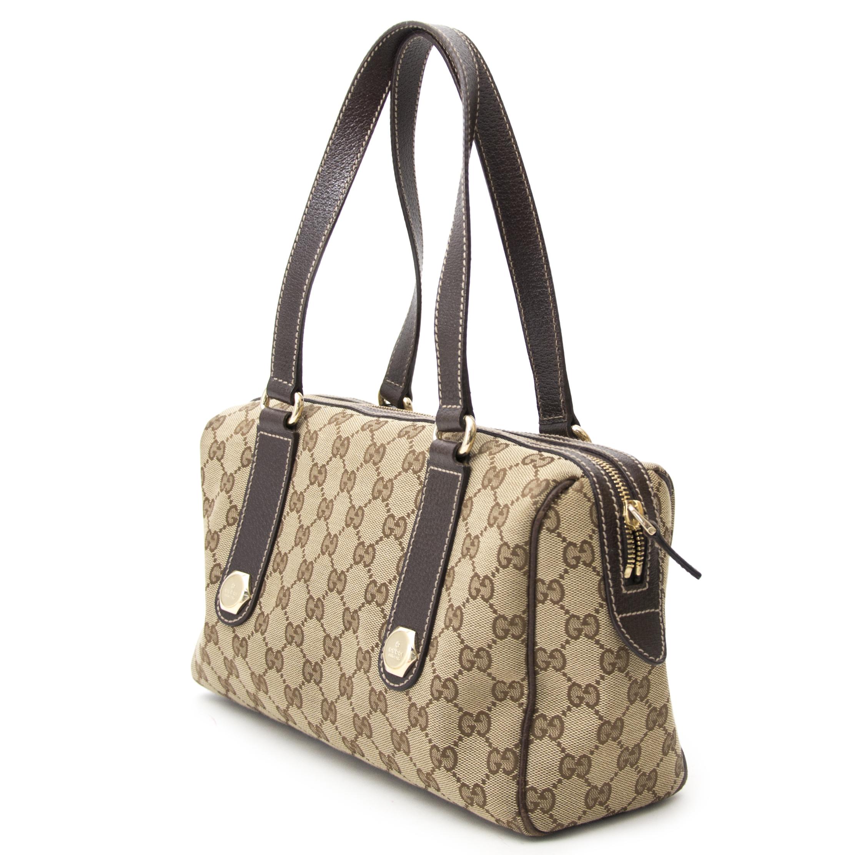 shop safe onilne secondhand luxury Louis Vuitton Epi Beige