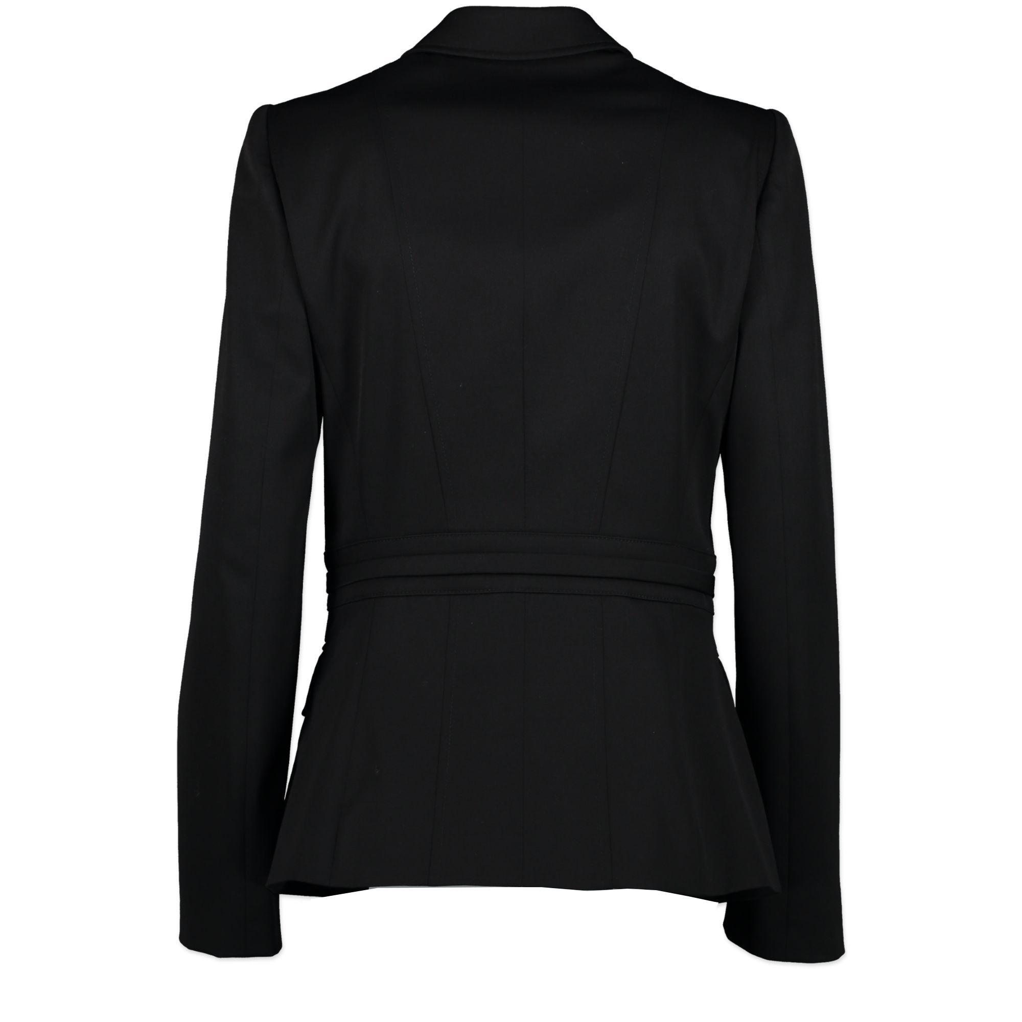 Gucci Black Blazer - Size: 40
