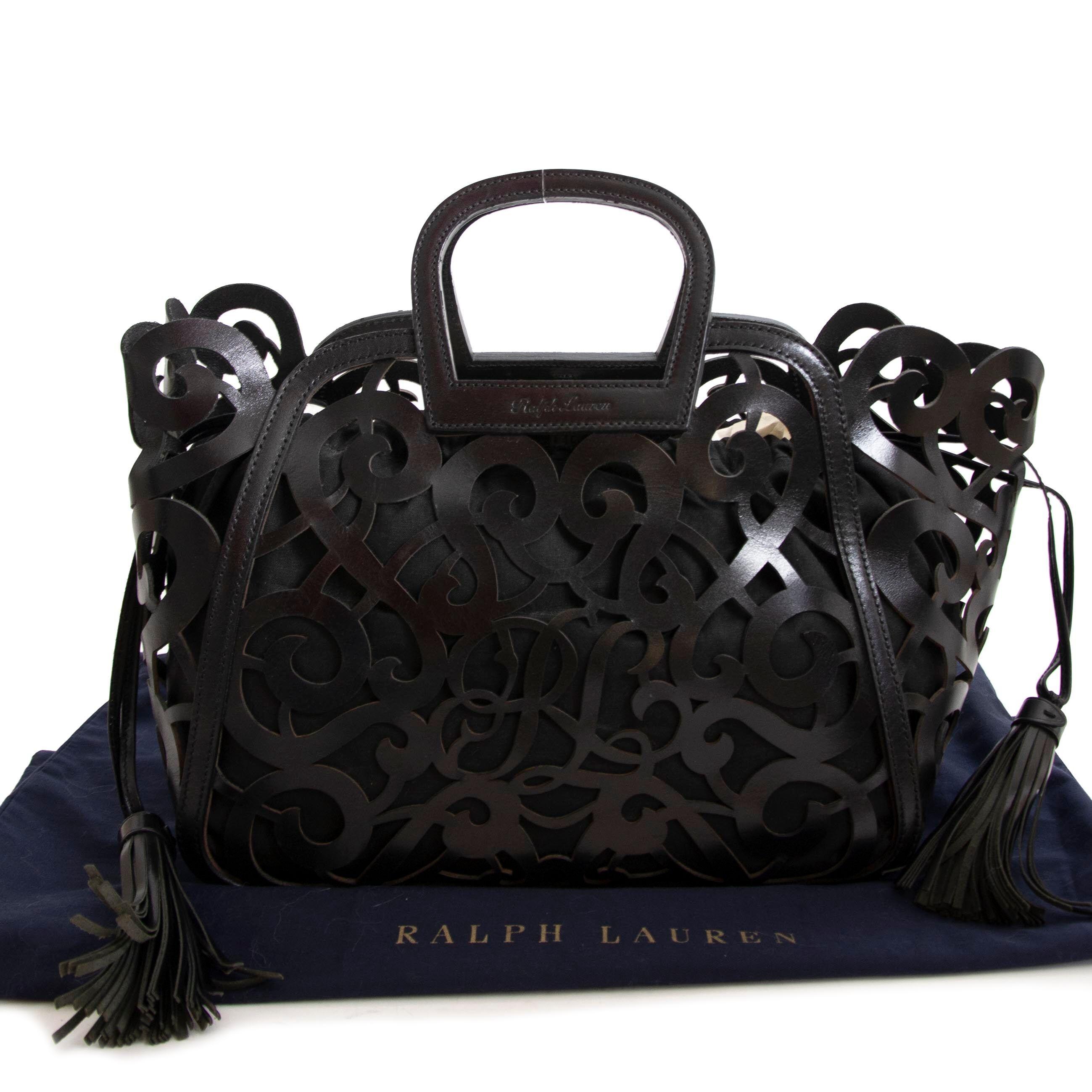 Koop authentieke tweedehands Ralph Lauren tassen met juiste prijs bij LabelLOV.