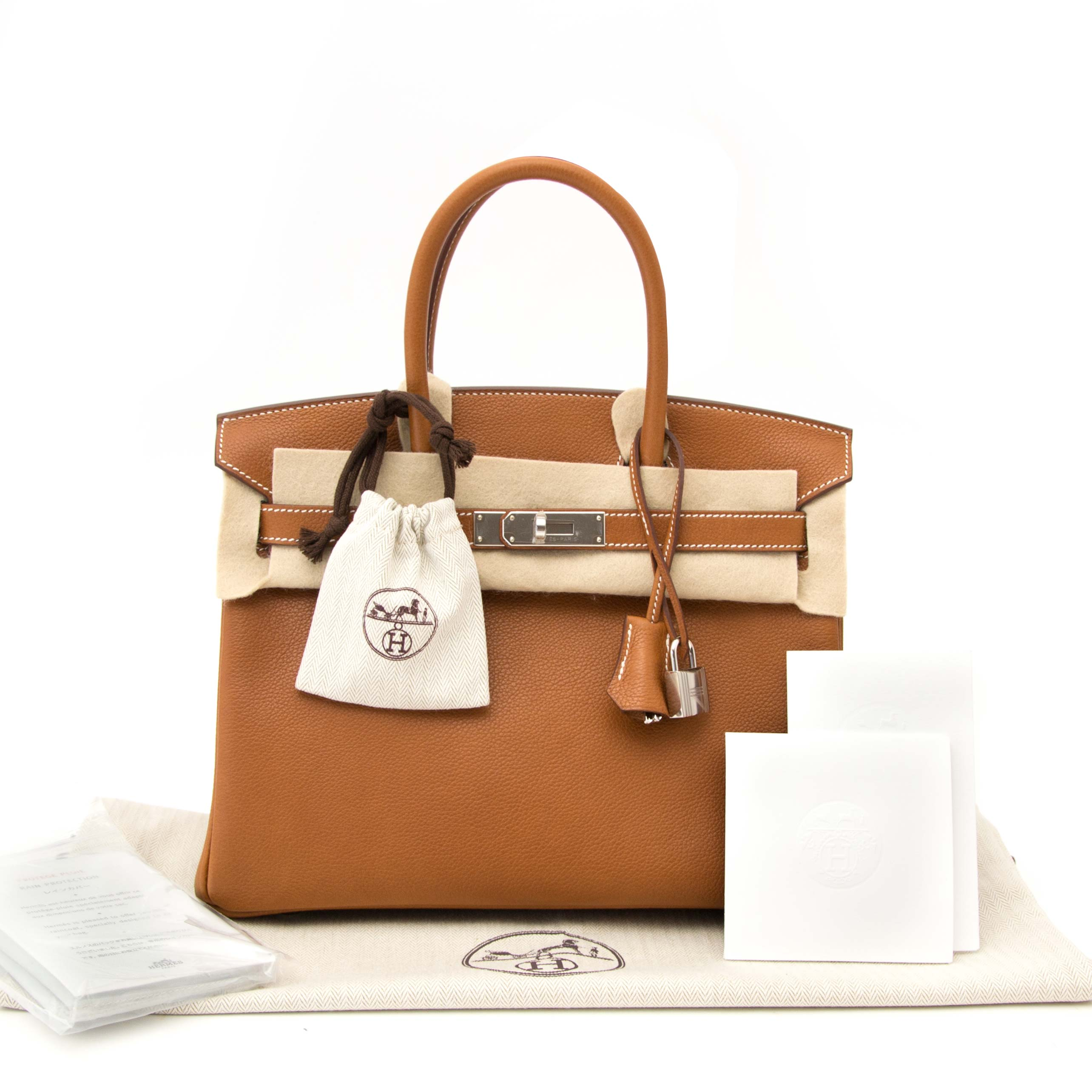 5dffd9e417 ... skip the waitinglist worldwide shipping 100% authentic invoice included Hermes  Birkin Fauve Barenia Faubourg