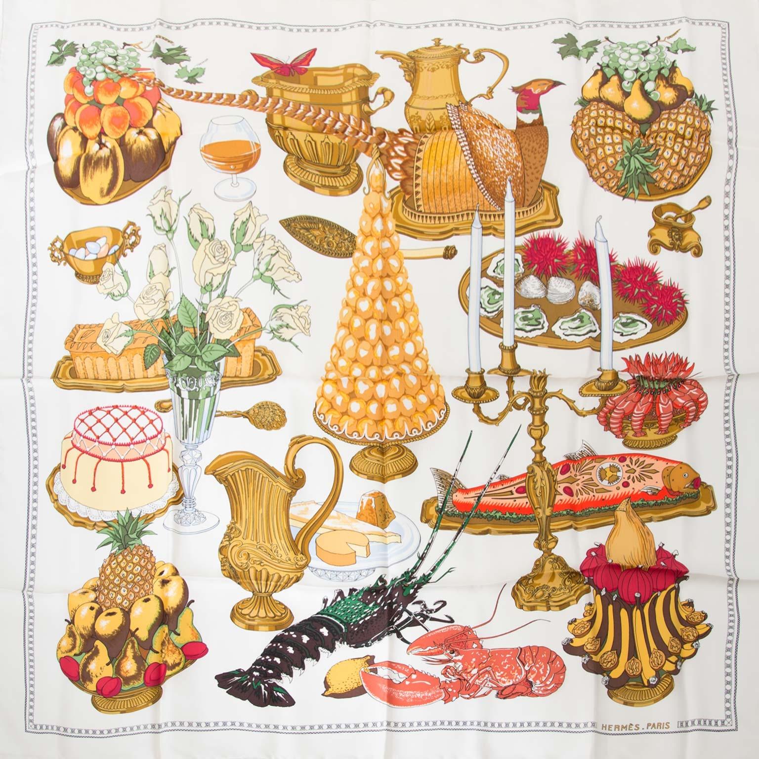 Koop authentieke Hermes sjaals bij LabelLOV, vintage shop, Antwerp.