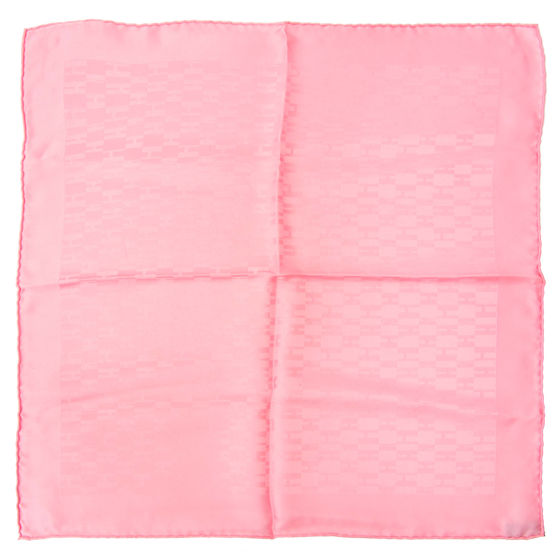 acheter en ligne pour le meilleur prix sac a main Hermes Pink Pochette Scarf