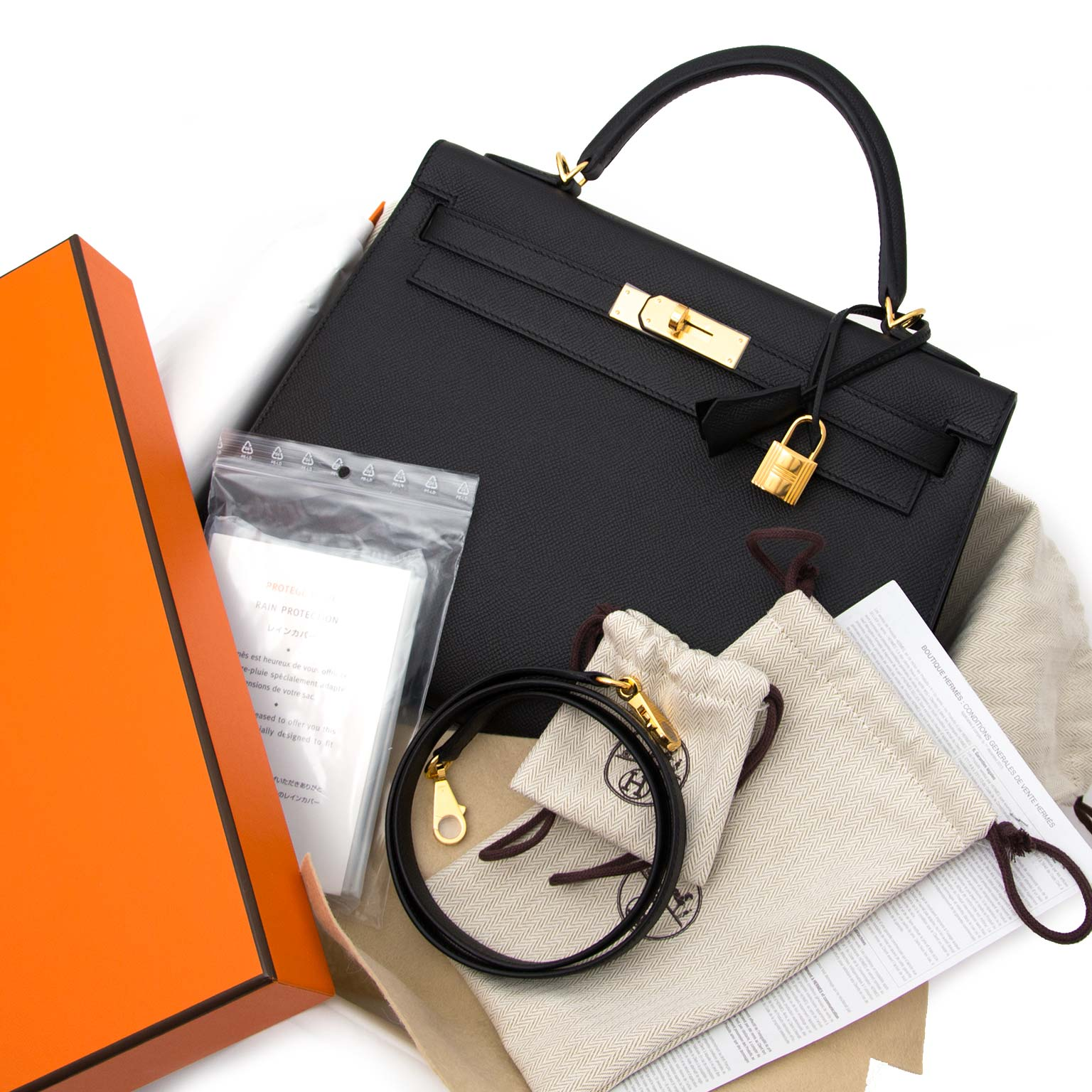 looking for a black hermes kelly bag 32 in epsom? Find all the hermes bags you are searching for at labellov.com 100% authentic
