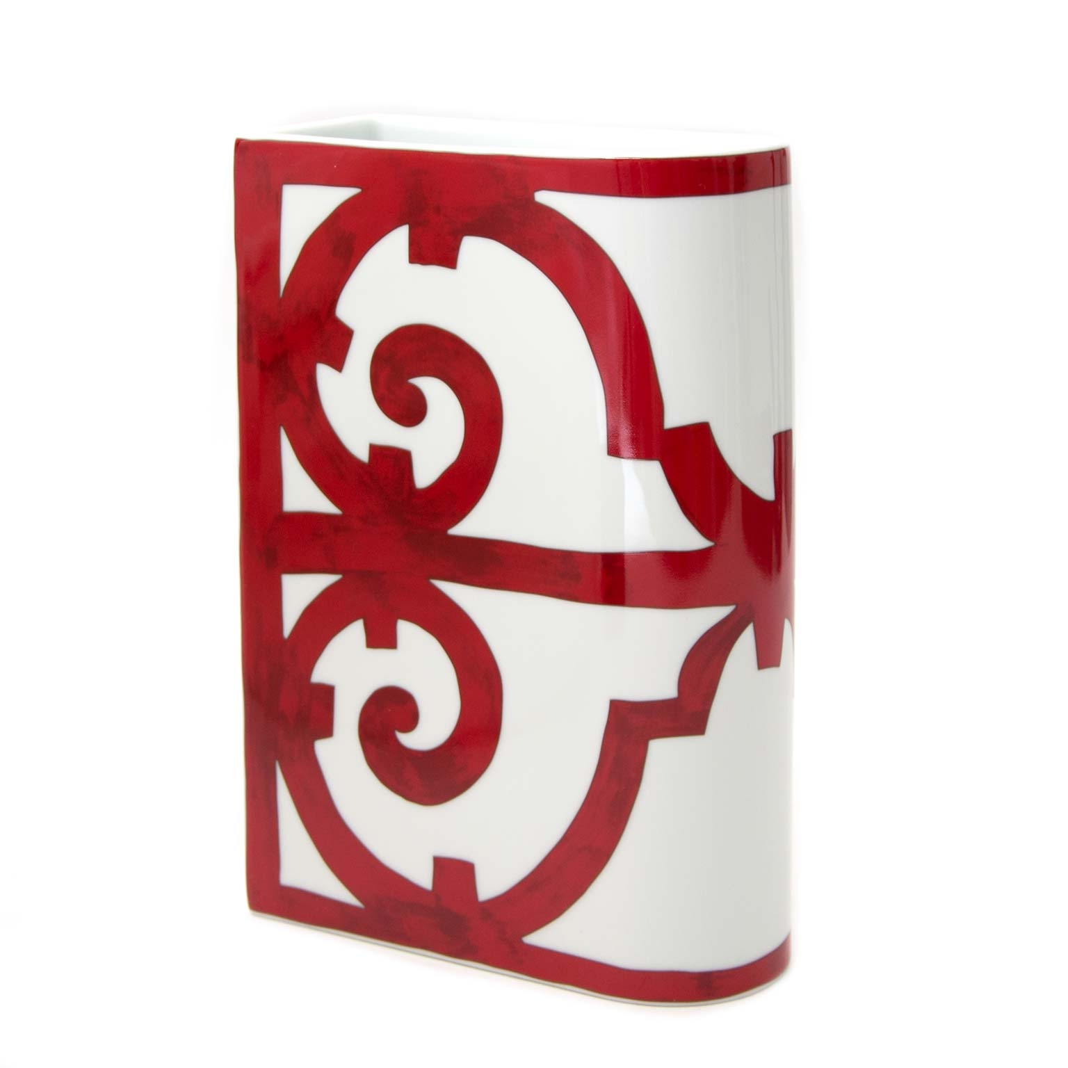Hermès Balcon du Guadalquivir Vase Large Buy authentic designer hermes secondhand vase at Labellov at the best price. Safe and secure shopping. Koop tweedehands authentieke hermes vaas bij designer webwinkel labellov.