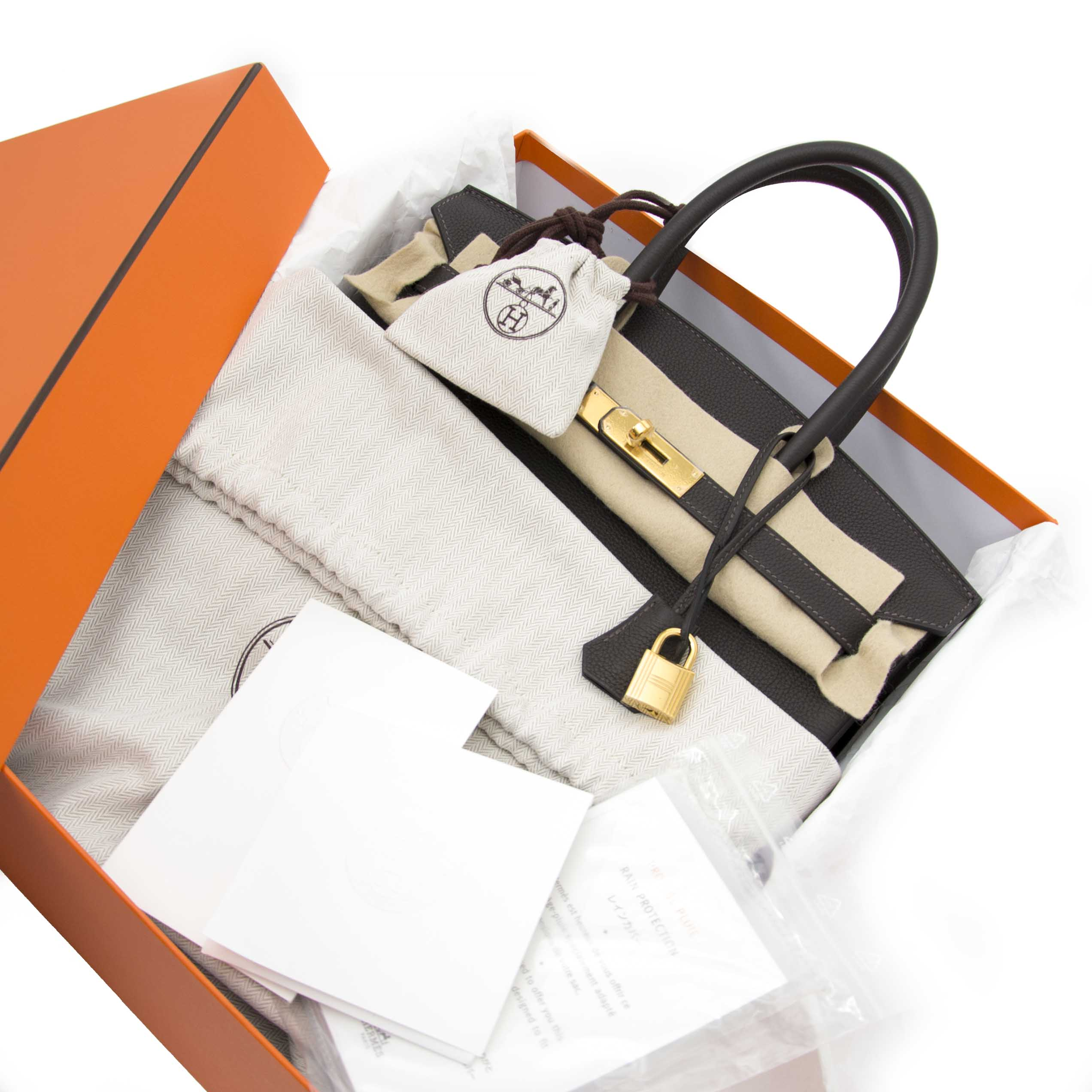 Buy and sell your secondhand Hermes Birkin 30