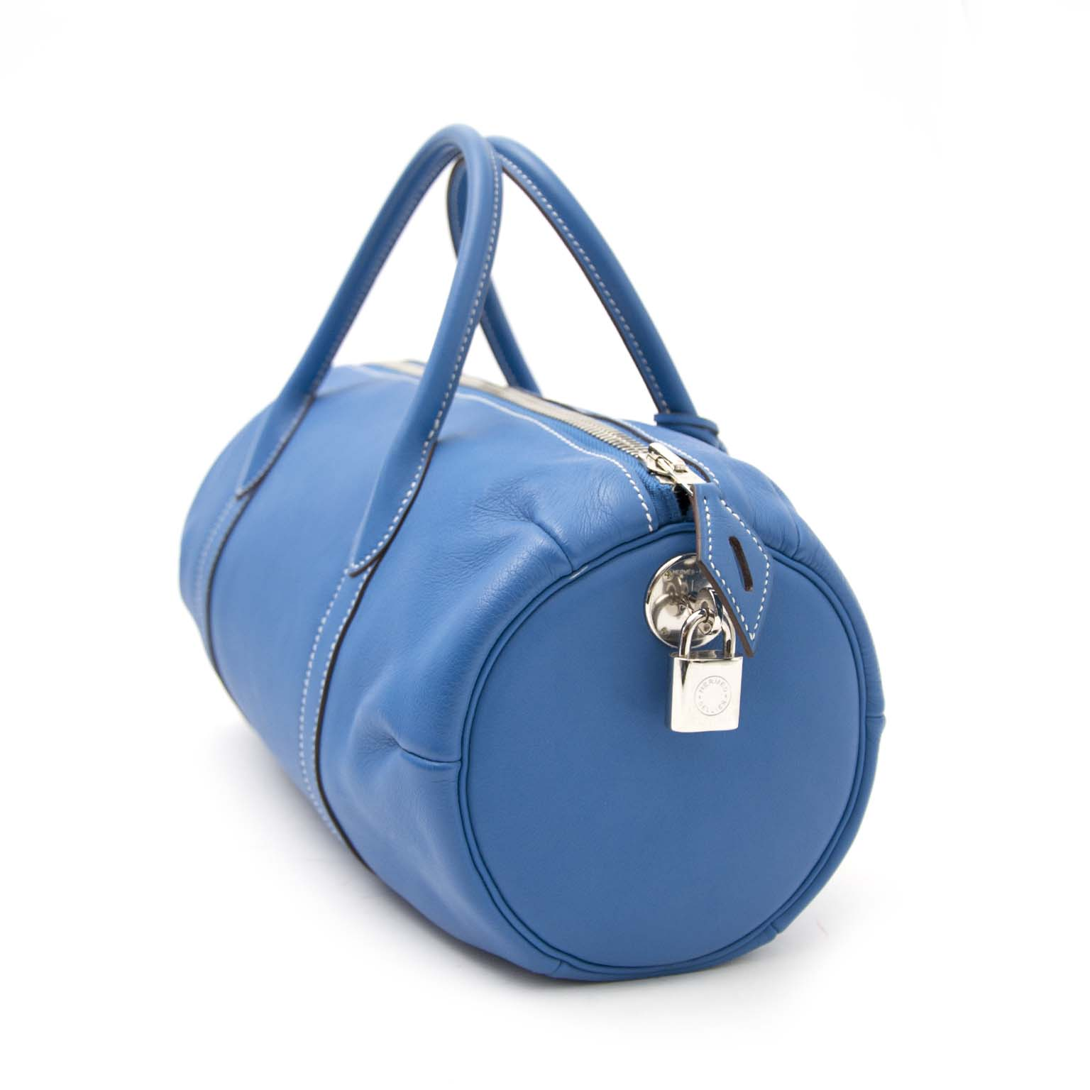 Hermès Blue Shoulder Bag  bosten like secondhand luxury