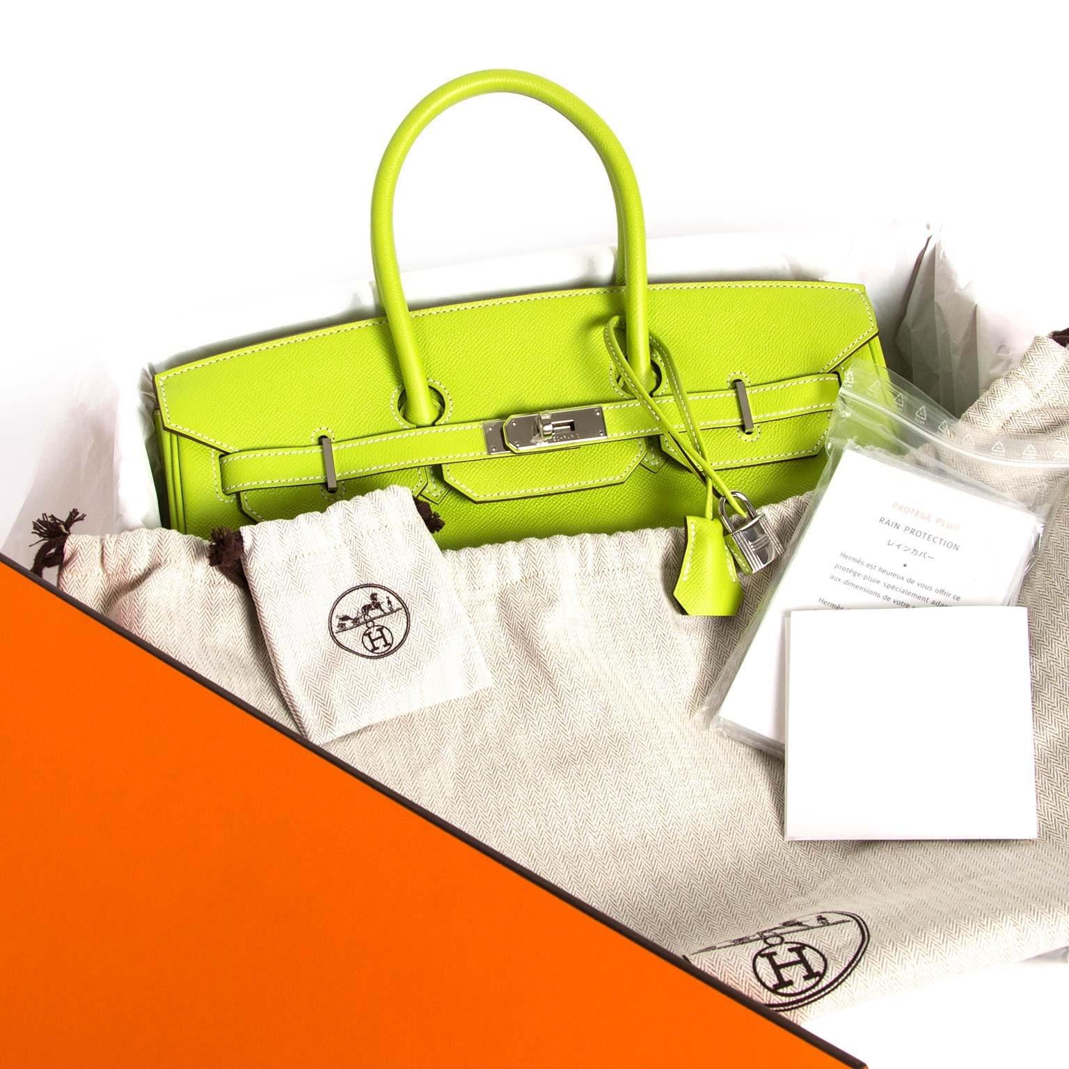 looking for a Hermès Birkin 35