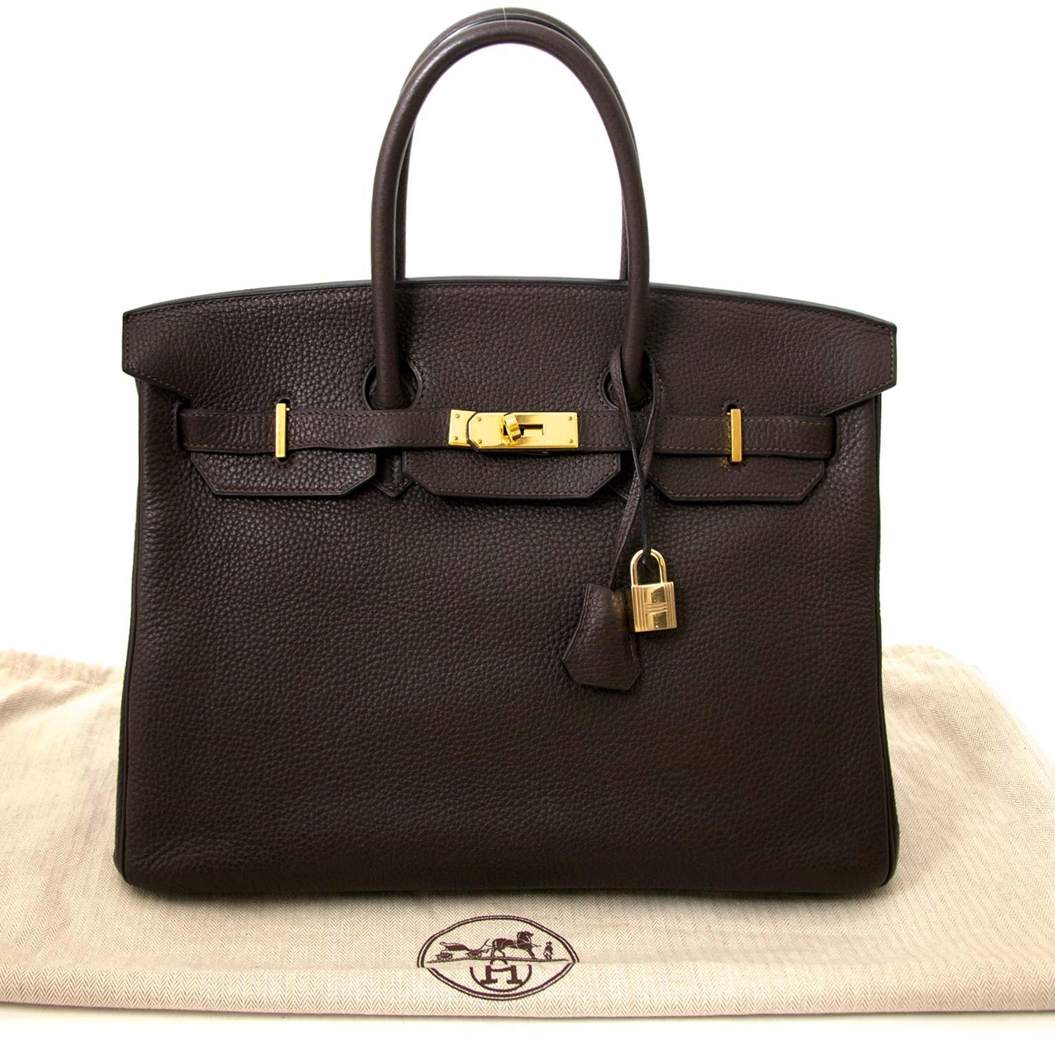 Koop authentieke Hermès birkins bij Labellov vintage mode webshop