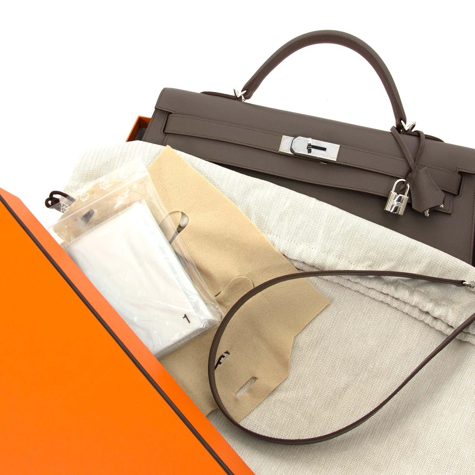 Achetez secur en ligne votre sac d'Hermès pour le meilleur prix chez Labellov à Anvers