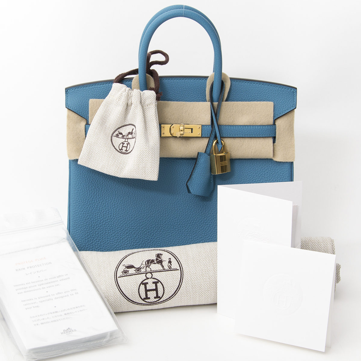 f331c86528e Birkin - Bags Your go-to shopping place for vintage  u0026amp  pre-. Hermes  Birkin 25 Bag Etoupe Togo Leather ...